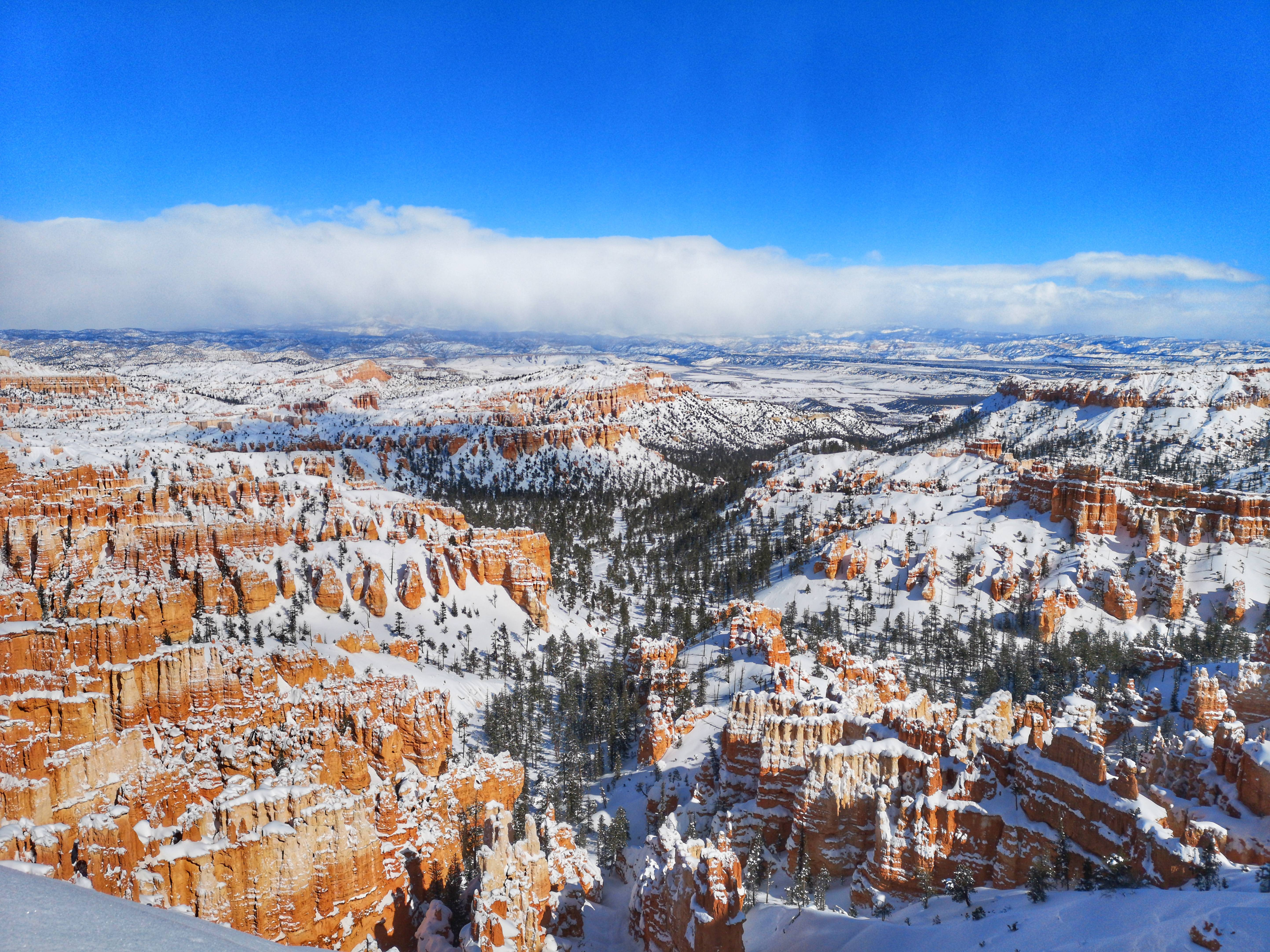 snow at bryce canyon national park 1574939450 - Snow At Bryce Canyon National Park -