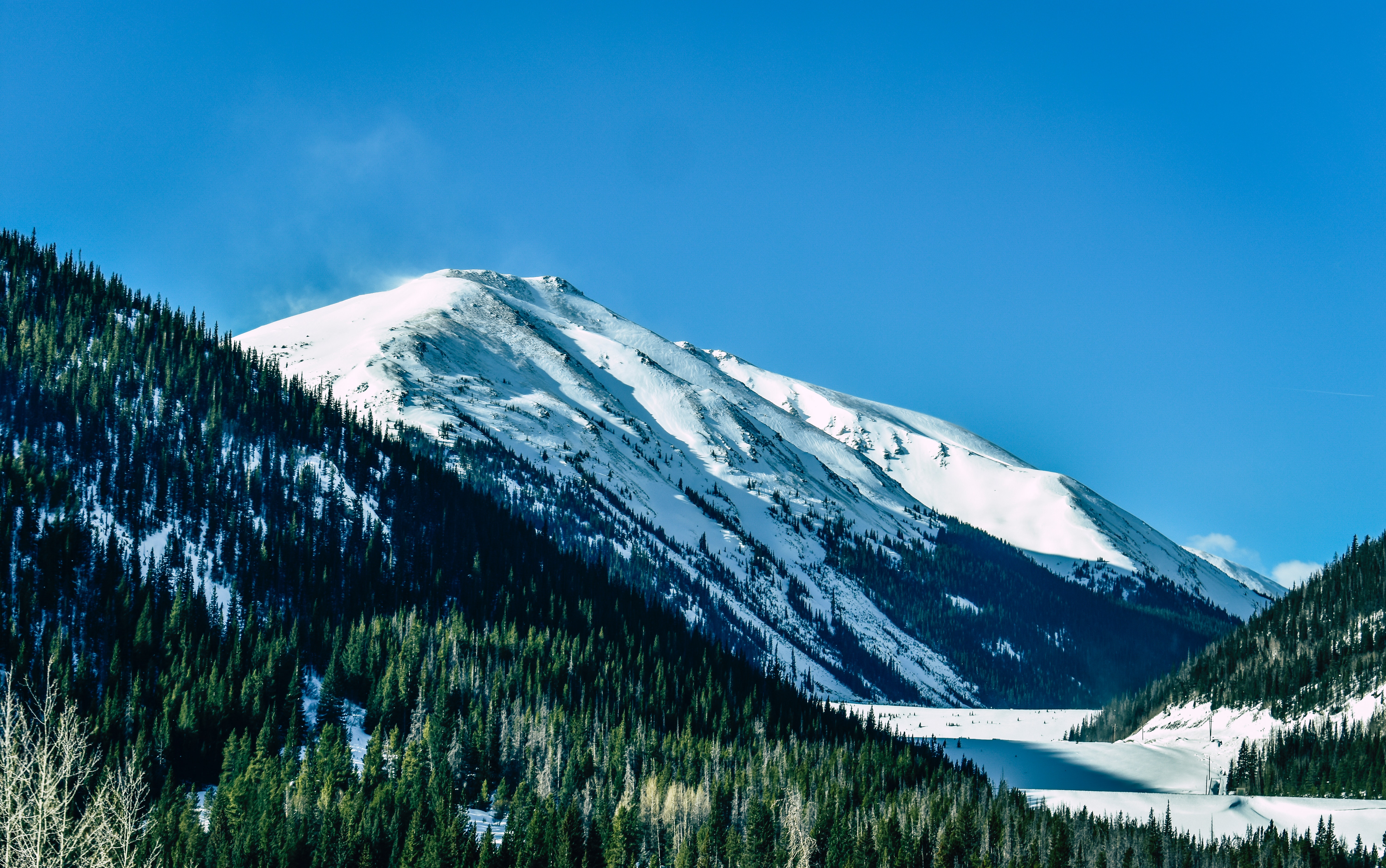 snow capped mountains daylight 1574939571 - Snow Capped Mountains Daylight -