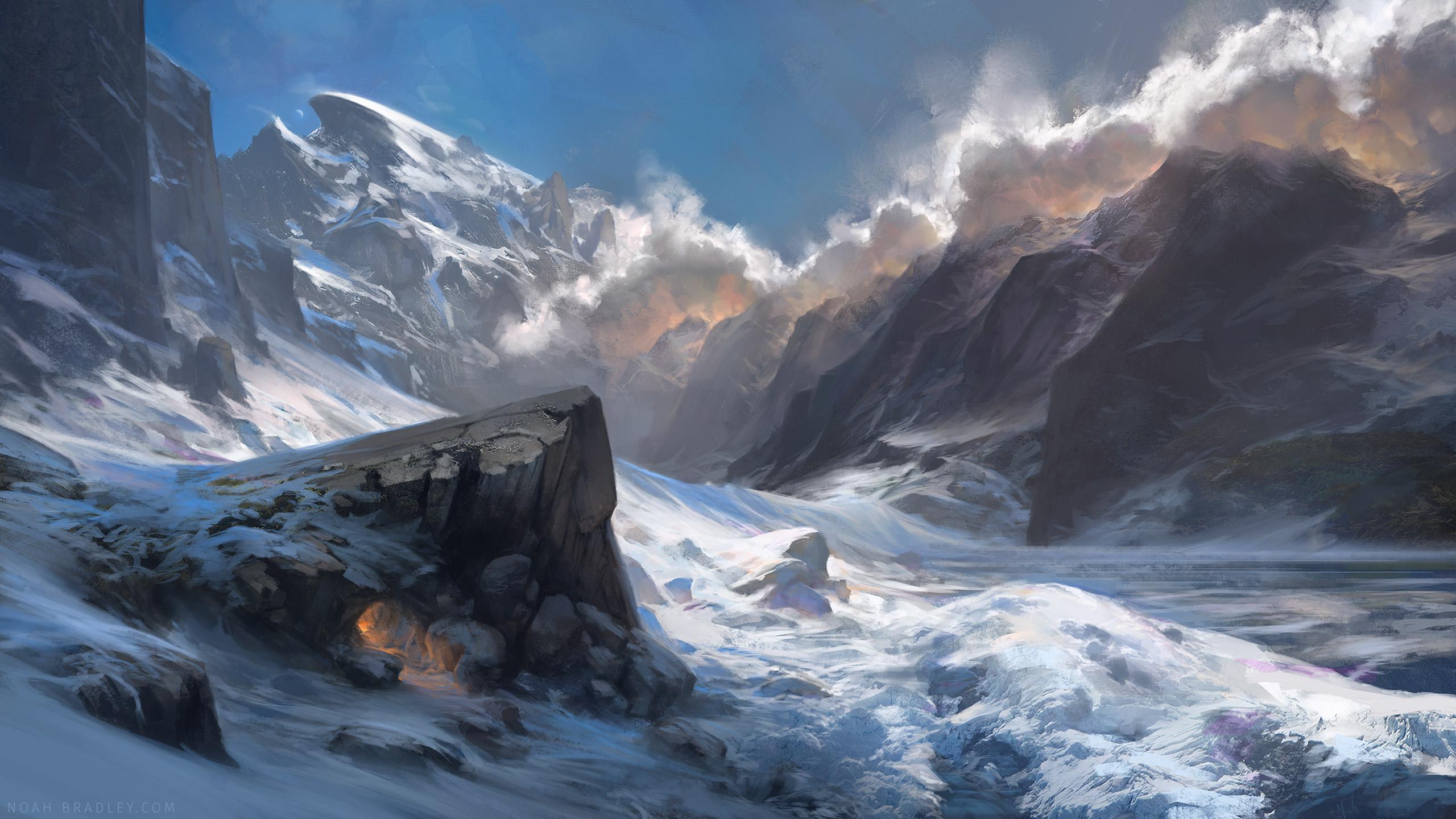 snow landscape mountains 1574939589 - Snow Landscape Mountains -