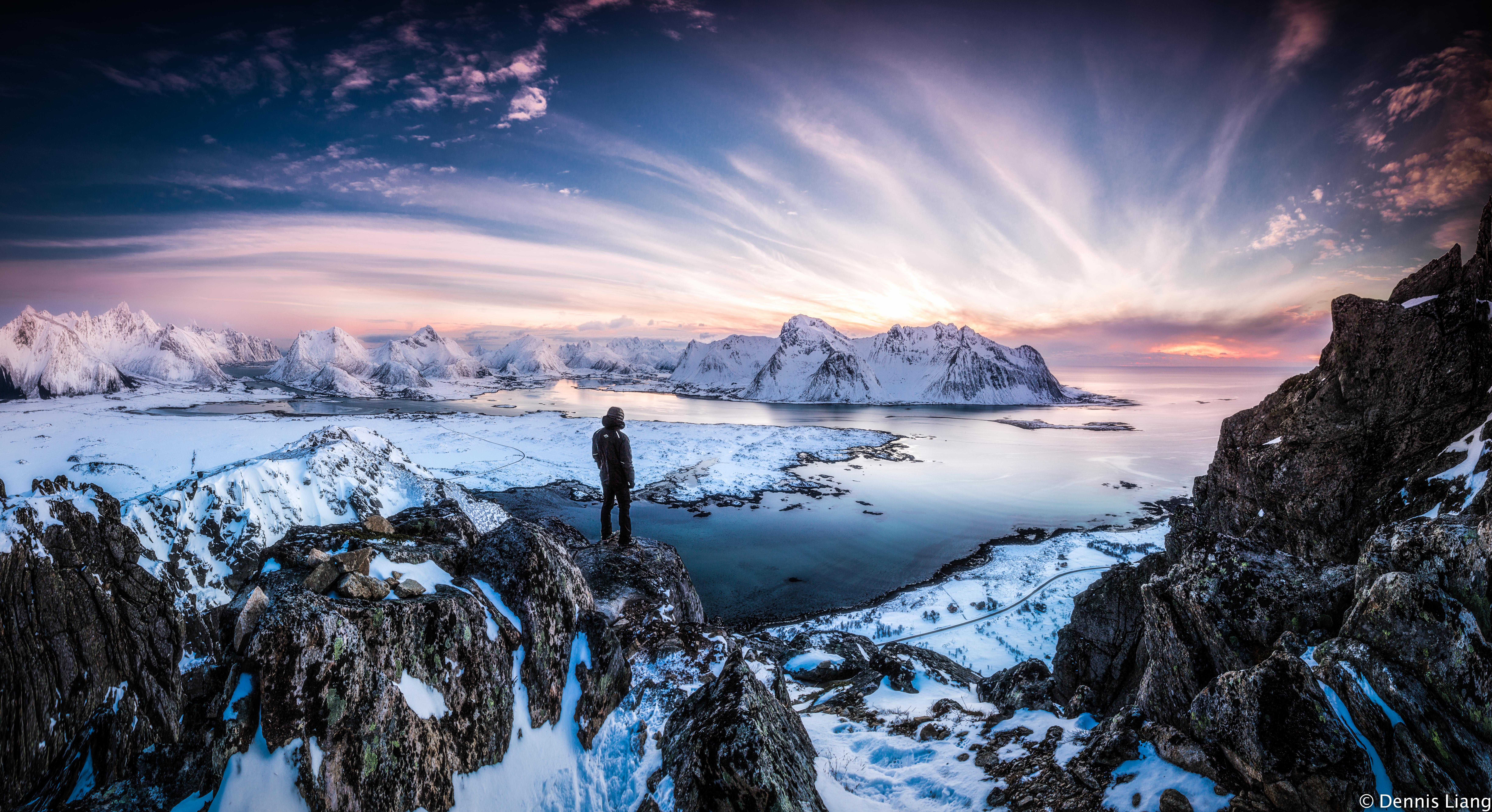 standing at lofoten norway 1574939492 - Standing At Lofoten Norway -