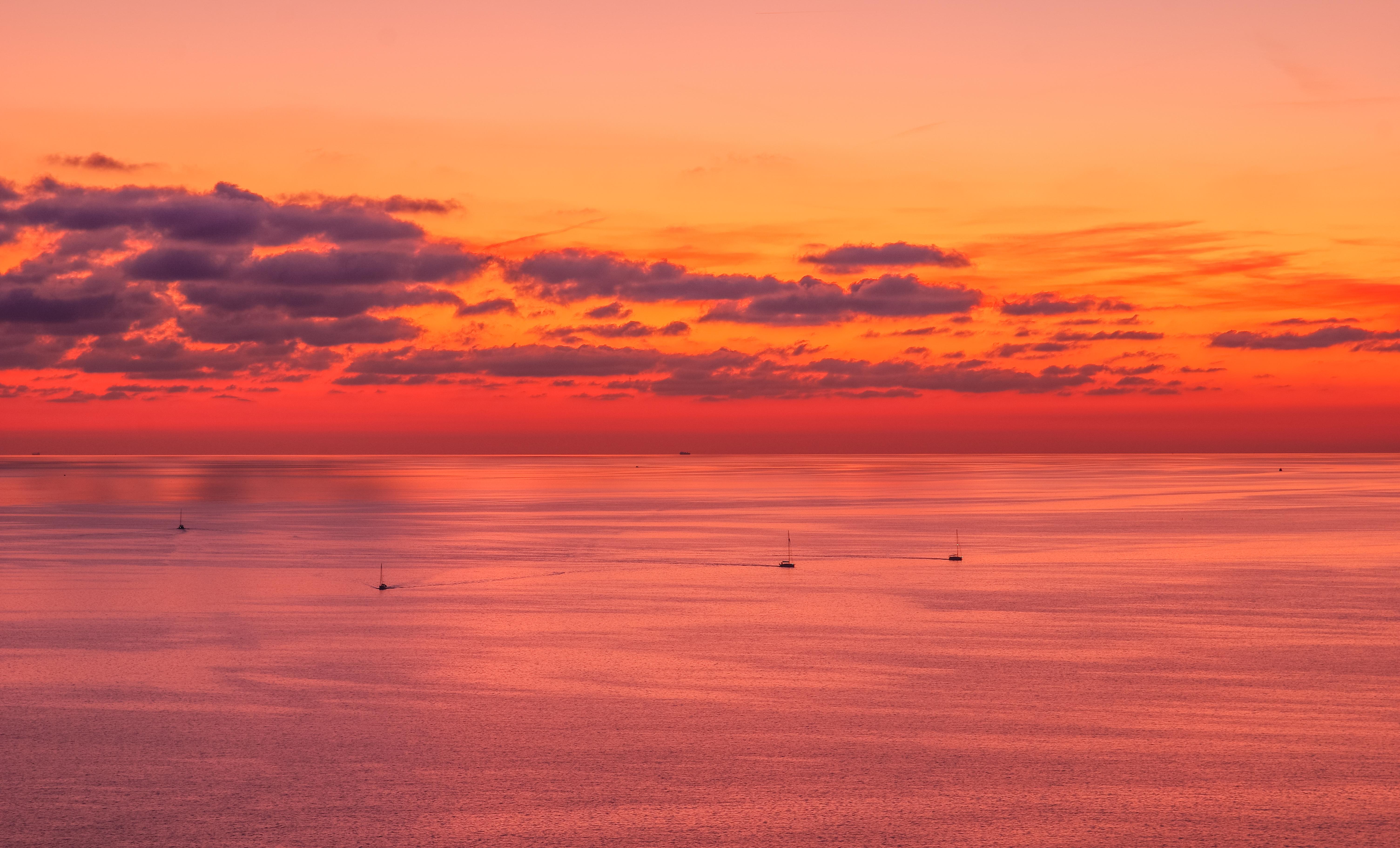 sunset evening lake 1574937862 - Sunset Evening Lake -