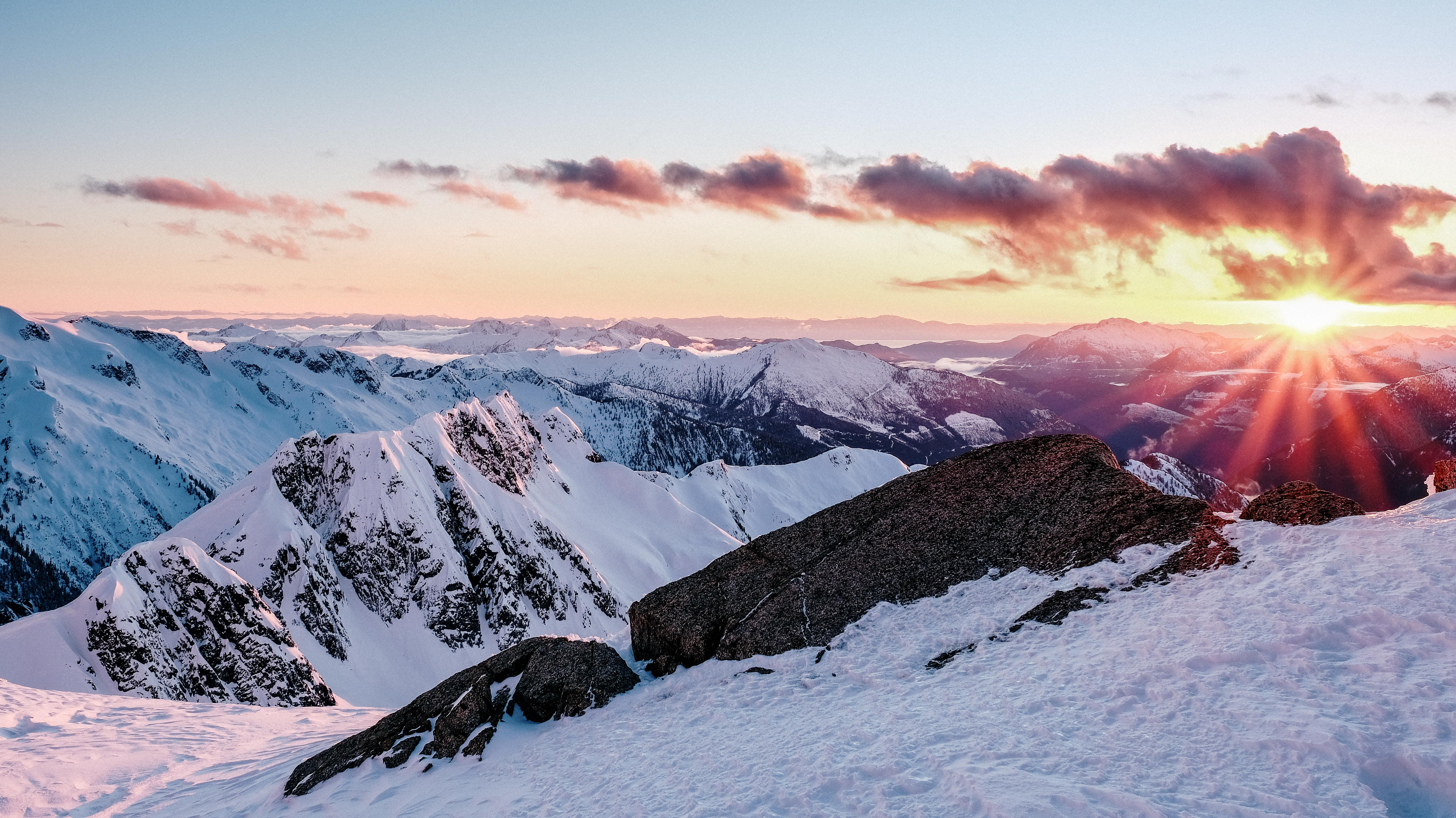 sunset over coastal british columbia 1574939455 - Sunset Over Coastal British Columbia -