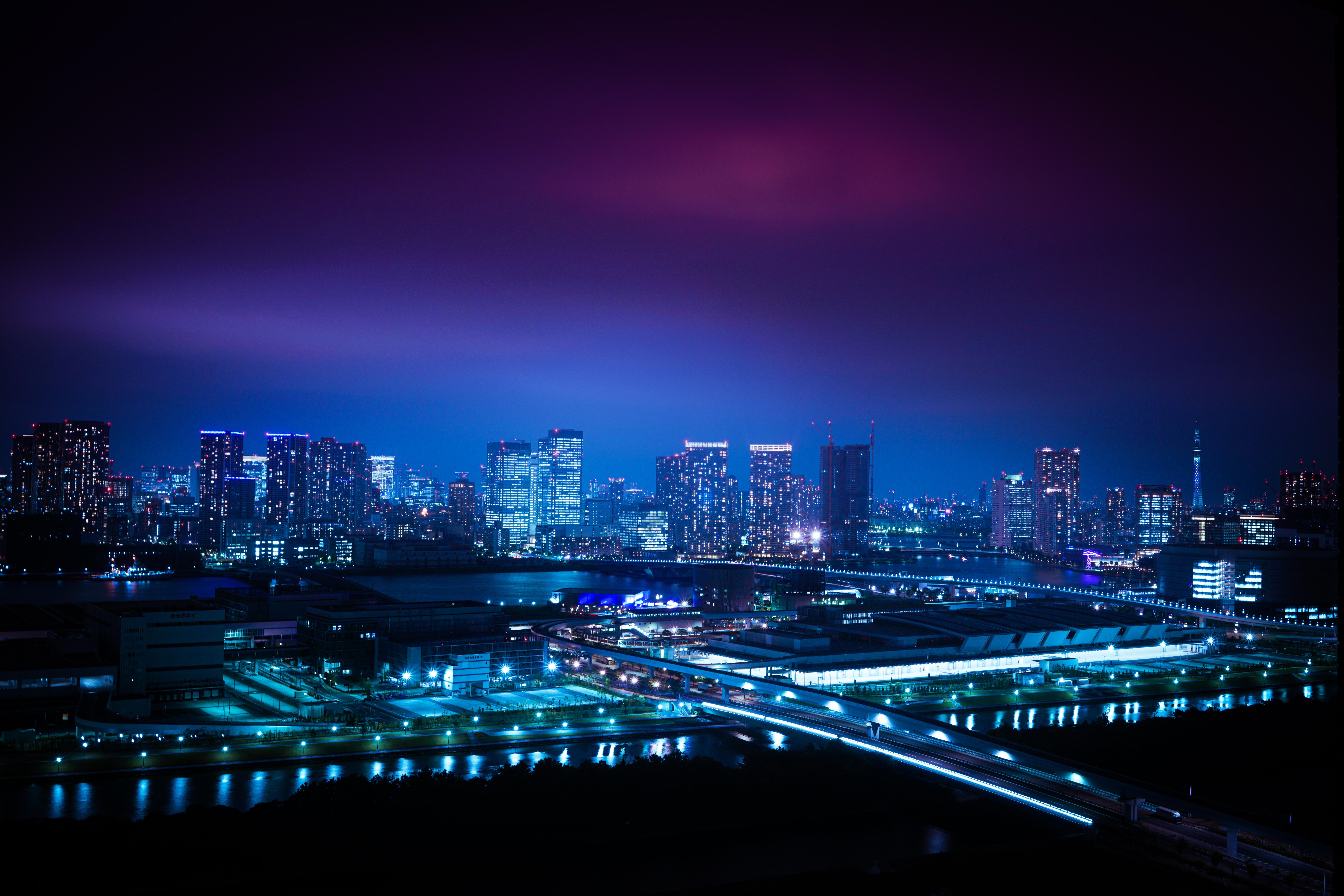 toyosu market and ginza skyline 1574938510 - Toyosu Market And Ginza Skyline -