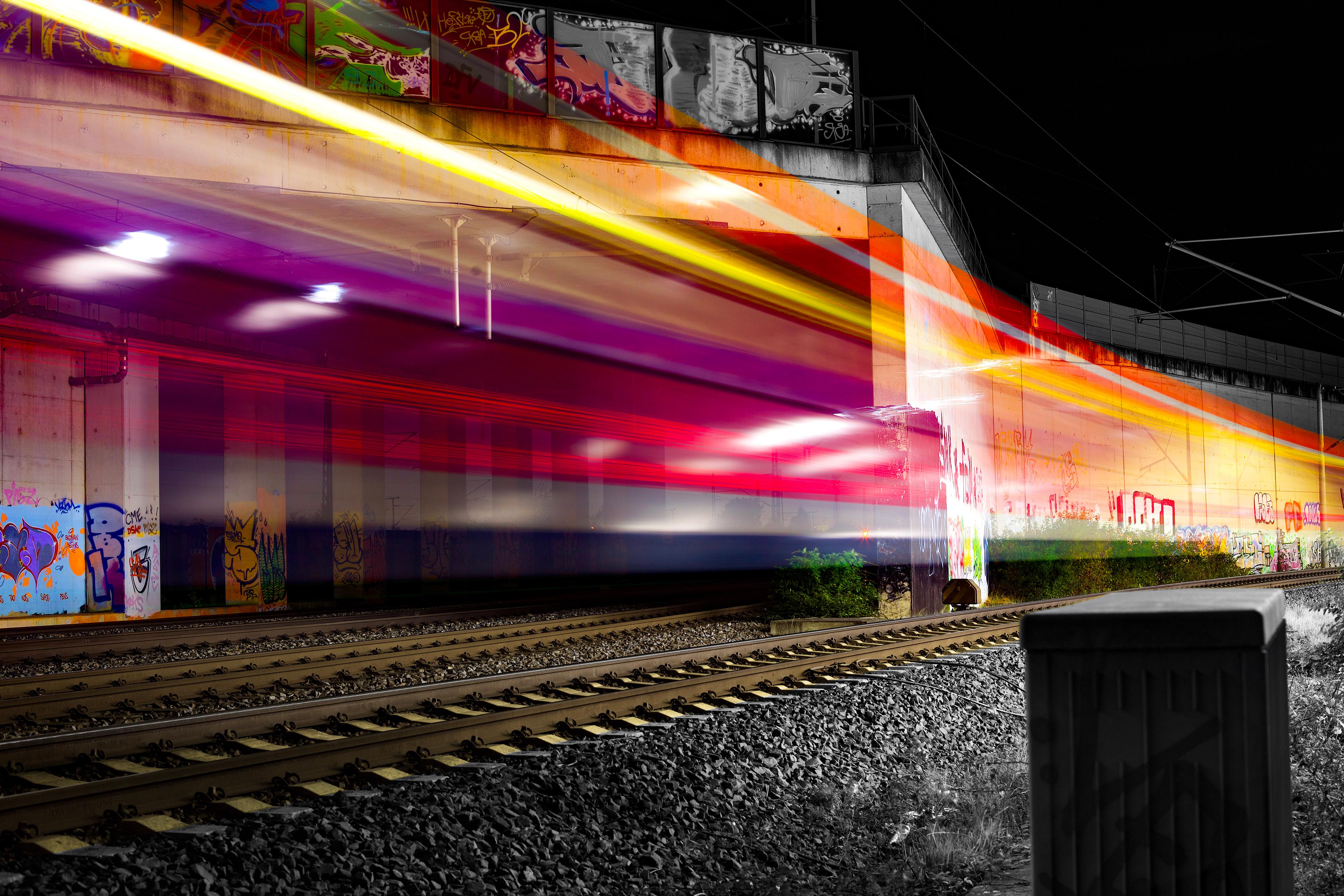 train long exposure lights photography 1574938646 - Train Long Exposure Lights Photography -