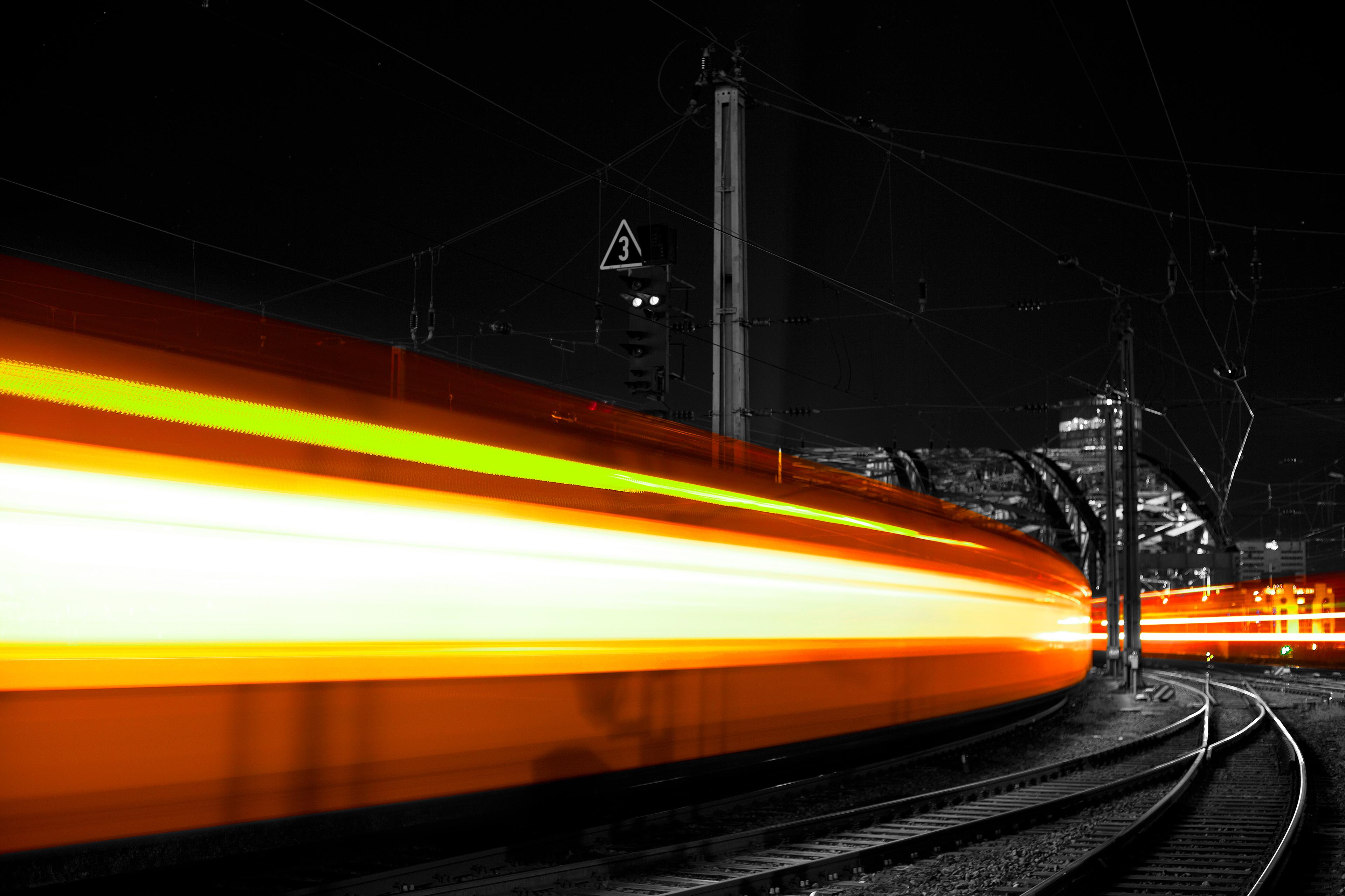 train long exposure 1574938570 - Train Long Exposure -