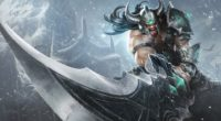 tryndamere lol splash art league of legends lol 1574101749 200x110 - Tryndamere LoL Splash Art League of Legends lol - Tryndamere, league of legends