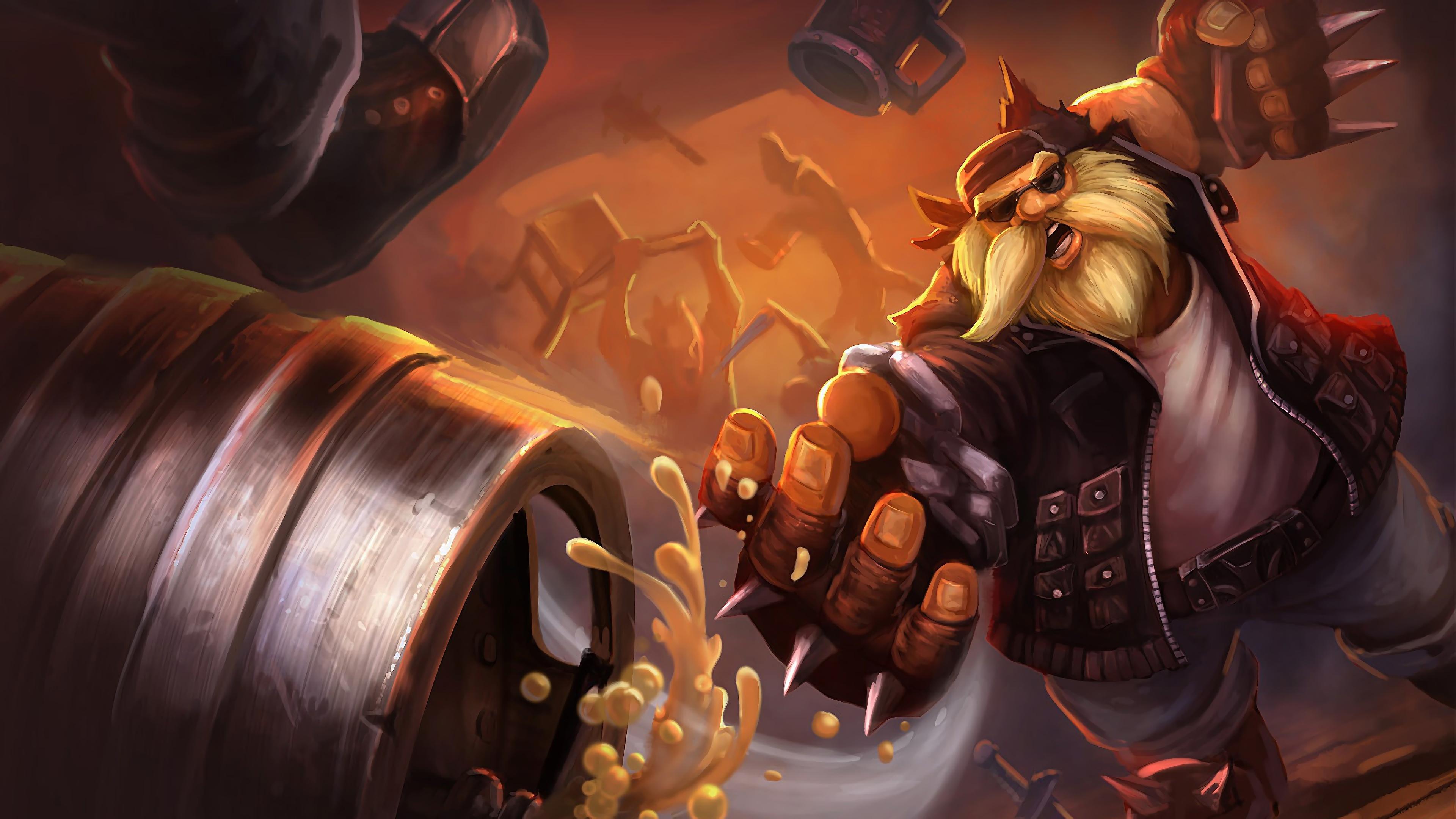 vandal gragas lol splash art league of legends 1574099204 - Vandal Gragas LoL Splash Art League of Legends - league of legends, Gragas