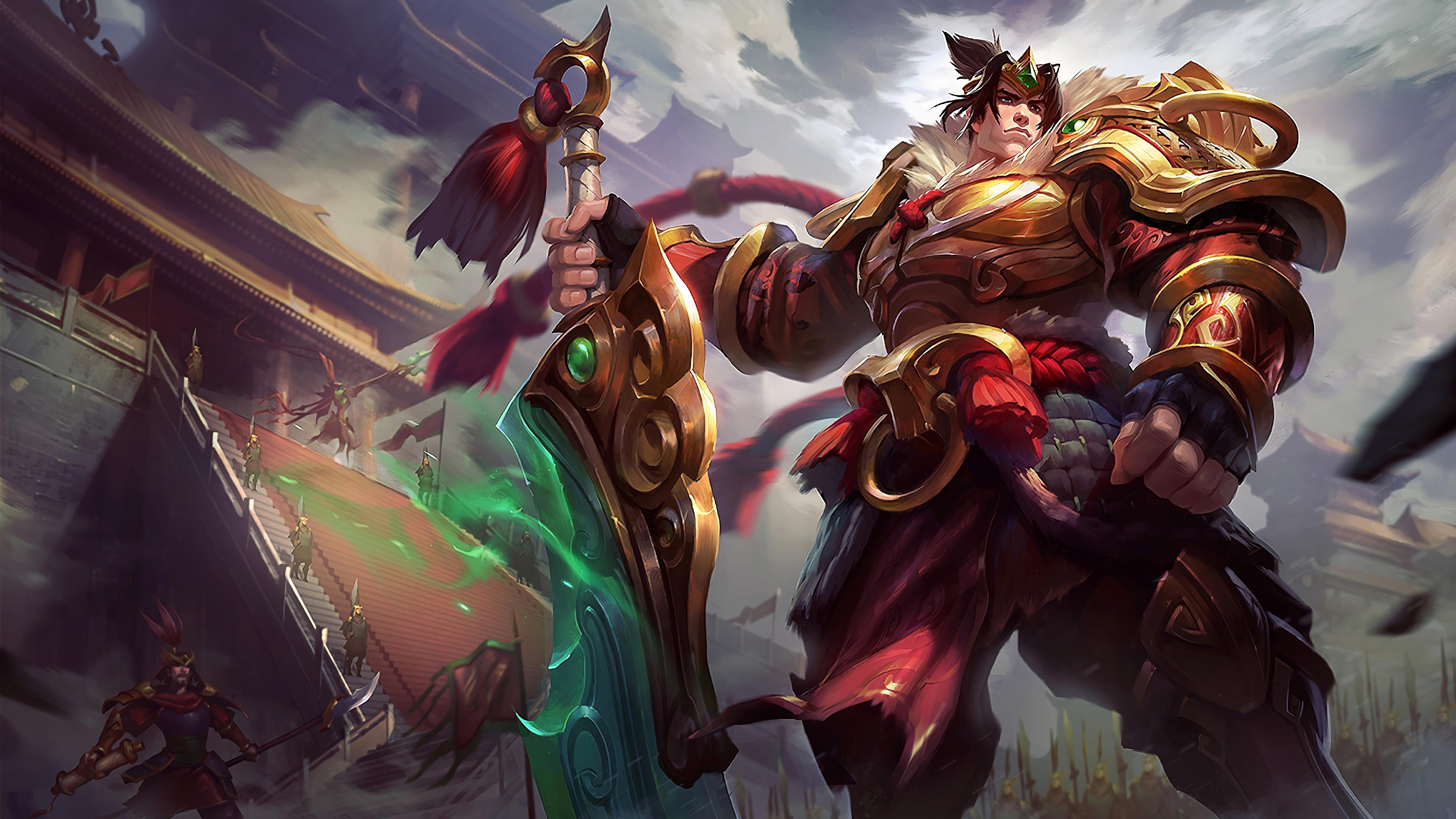 warring kingdoms garen lol splash art league of legends lol 1574102099 - Warring Kingdoms Garen LoL Splash Art League of Legends lol - league of legends, Garen
