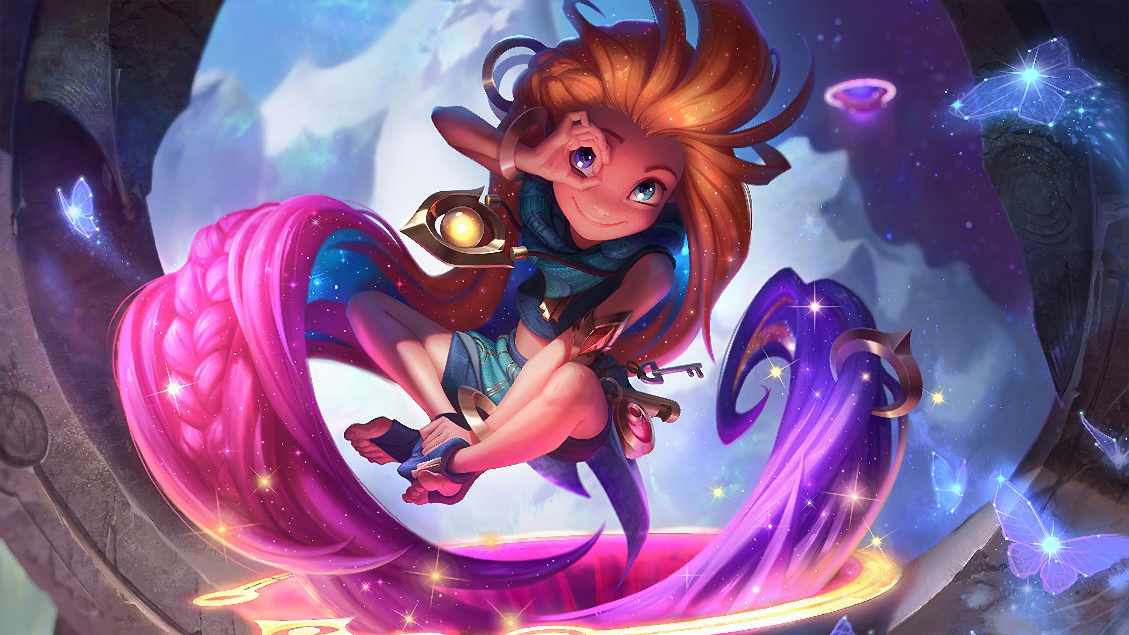 zoe lol splash art league of legends lol 1574102444 - Zoe LoL Splash Art League of Legends lol - Zoe, league of legends
