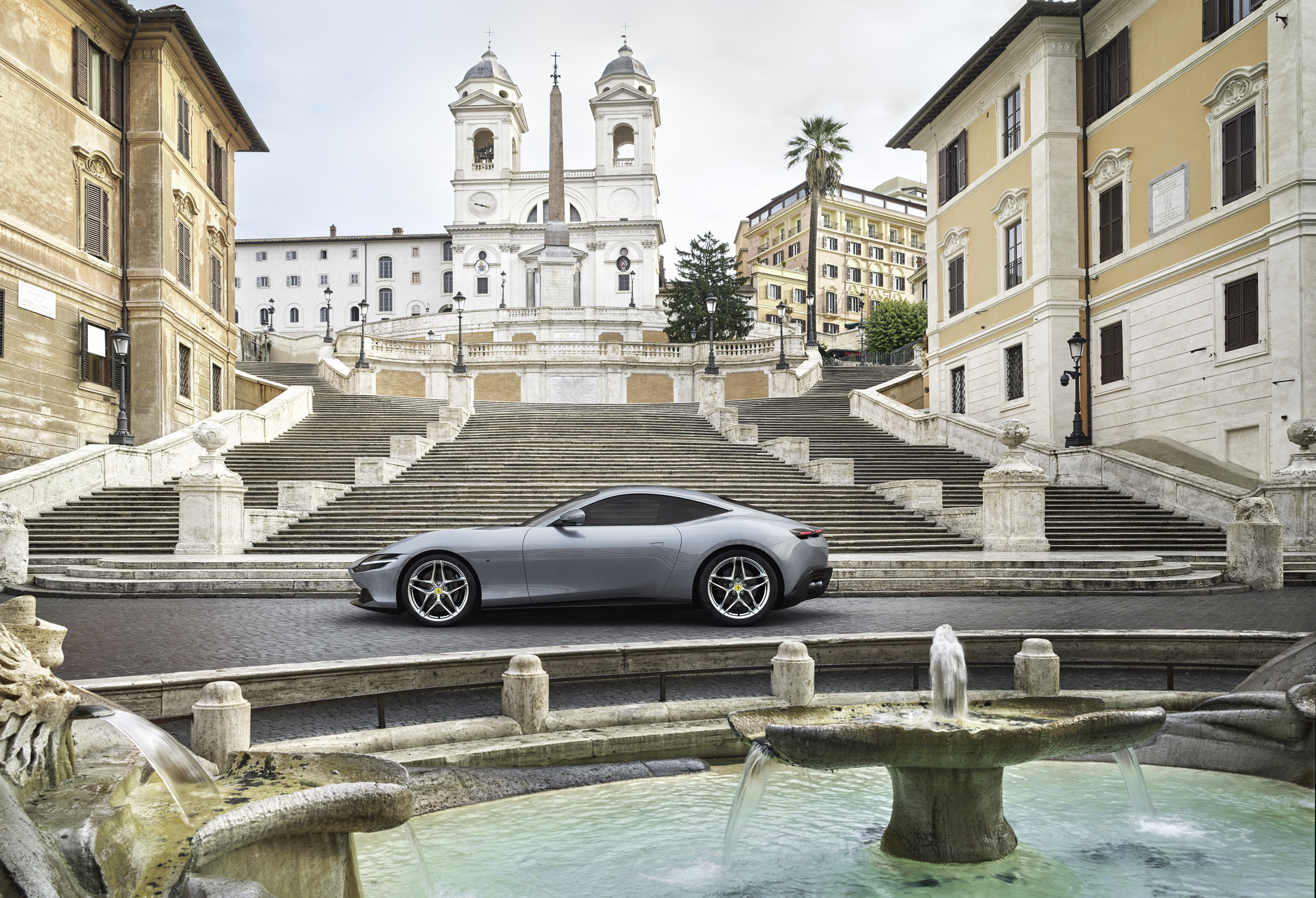 2020 ferrari roma 1577652480 - 2020 Ferrari Roma - 2020 Ferrari Roma 4k wallpaper