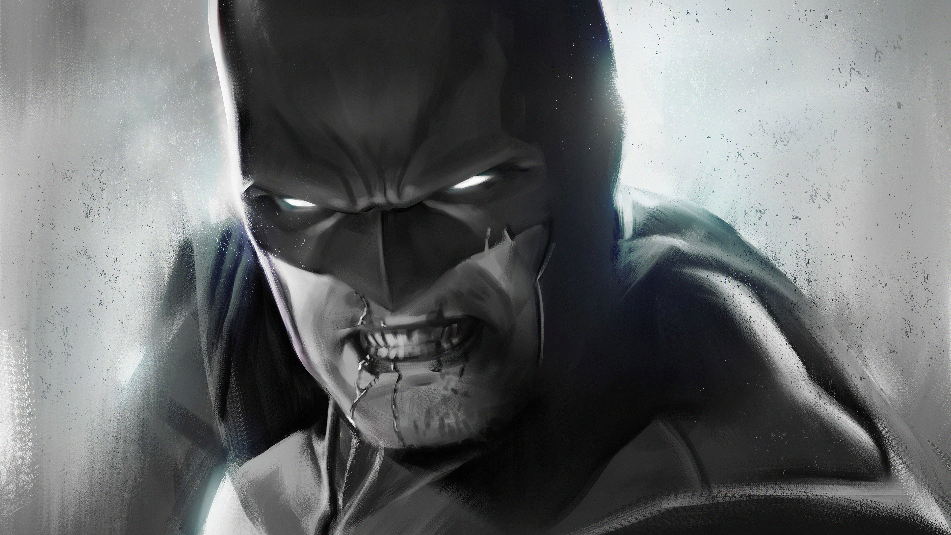 Wallpaper 4k Angry Batman Art Angry Batman Wallpaper Hd 4k Batman Angry Wallpaper Hd 4k