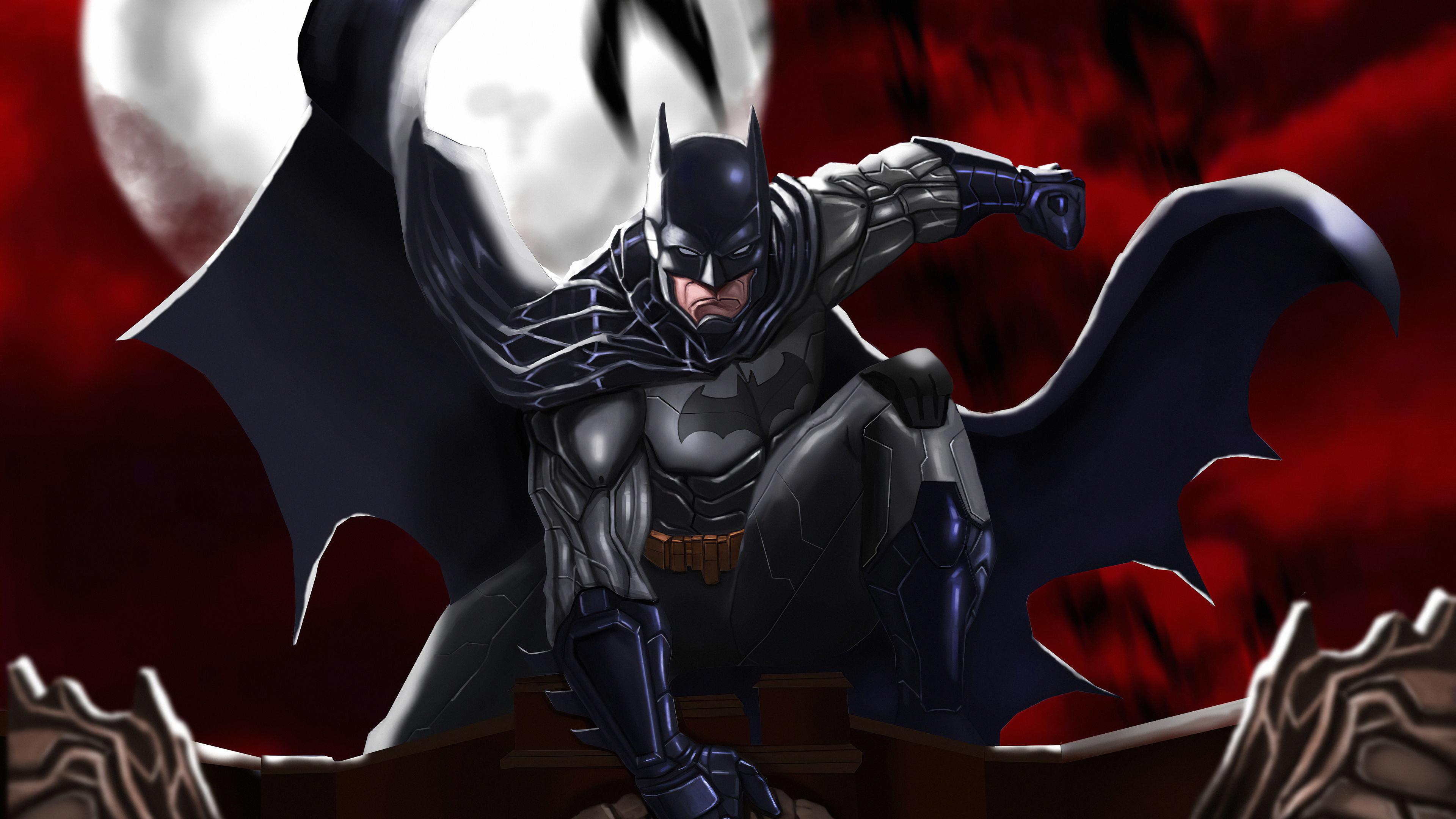 batman art 1576091875 - Batman Art - batman wallpaper phone 4k, batman wallpaper 4k, batman art wallpaper 4k, Batman 4k wallpaper