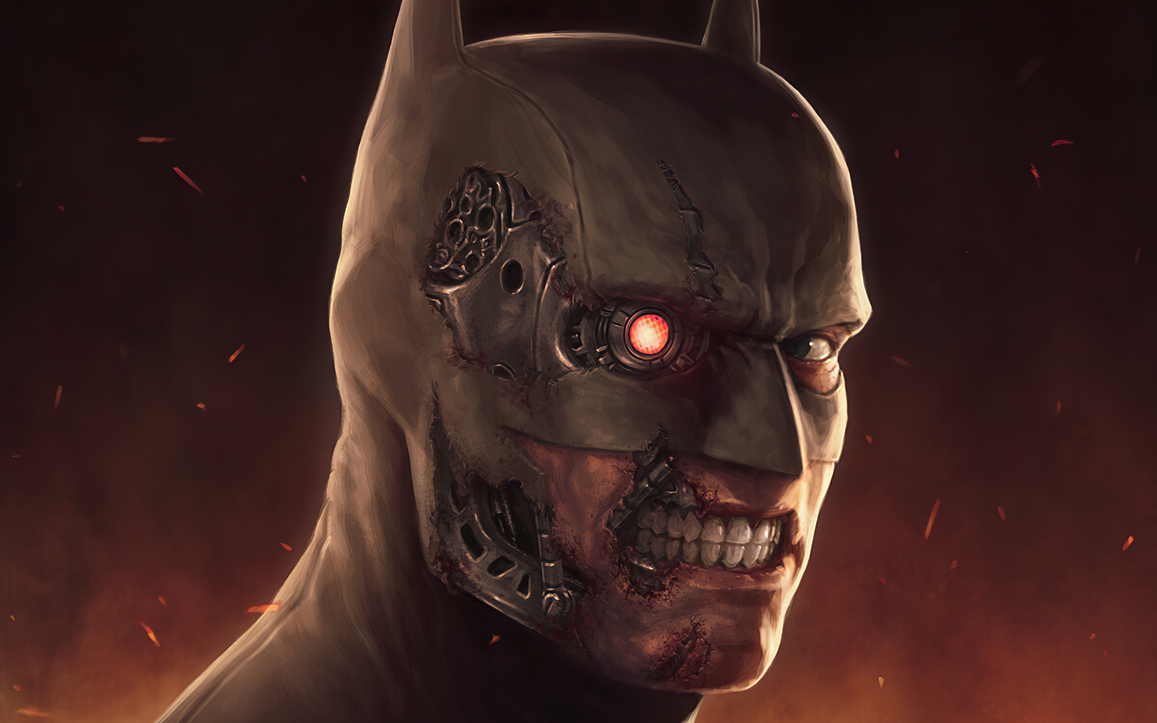 batman the batminator art 1576097574 - Batman The Batminator Art - dark knight wallpaper 4k, batman wallpaper phone hd 4k, batman wallpaper 4k, batman art wallpaper 4k, Batman 4k hd wallpaper