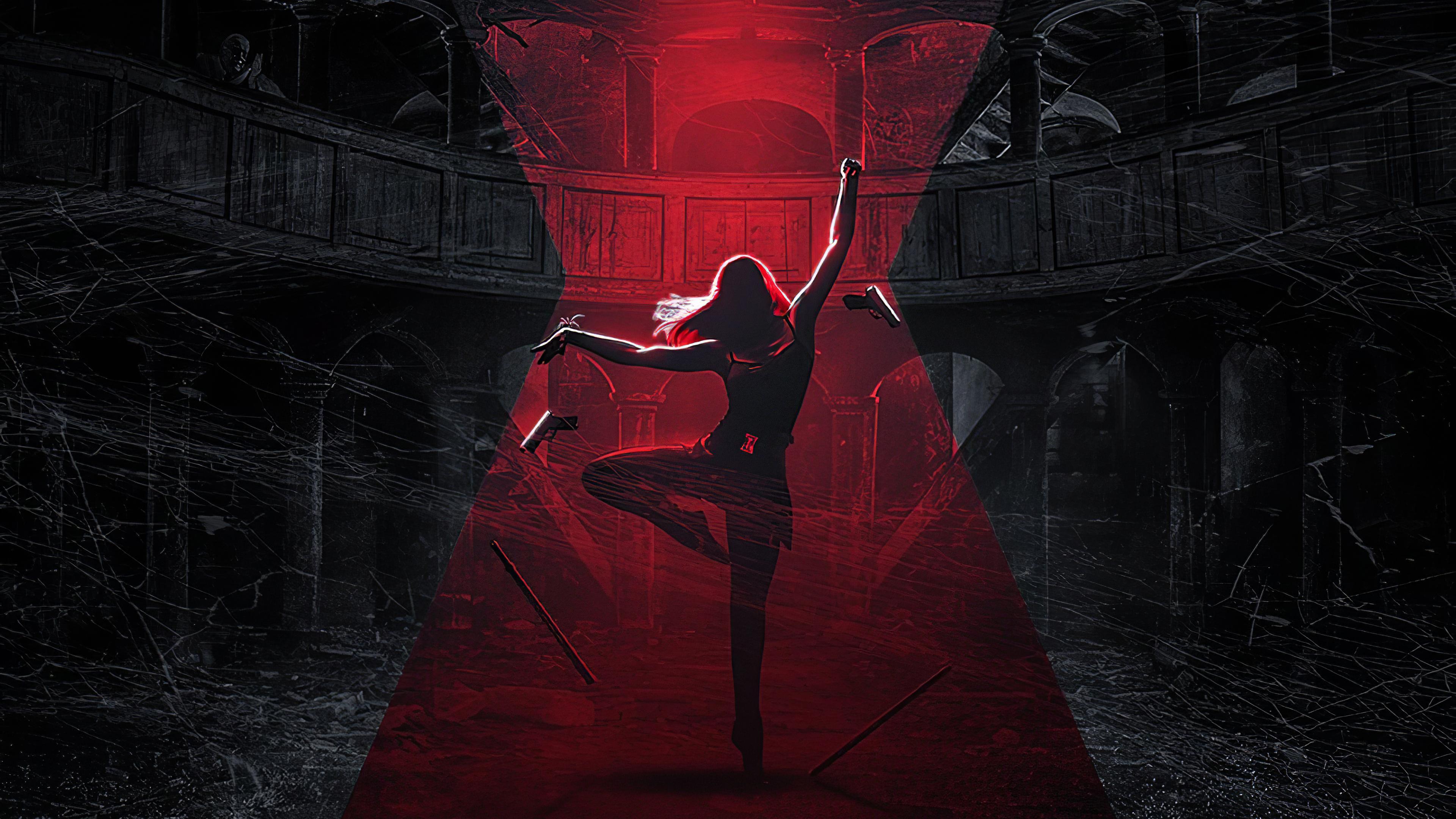 black widow movie fanart 1576584632 - Black Widow Movie FanArt - black widow red wallpaper 4k, Black Widow Movie Red 4k wallpaper, 4k black widows wallpaper