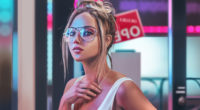 blonde girl neon digital 1575665898 200x110 - Blonde Girl Neon Digital -