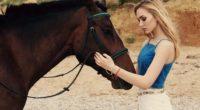 blonde girl with horse 1575665095 200x110 - Blonde Girl With Horse -