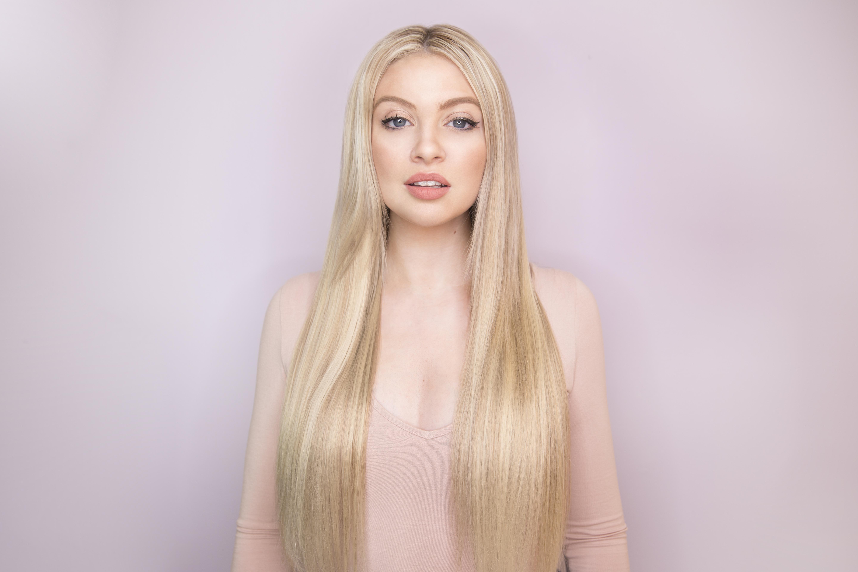 blonde hair model 1575664953 - Blonde Hair Model -