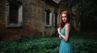 blue dress red hair 1575666022 200x110 - Blue Dress Red Hair -