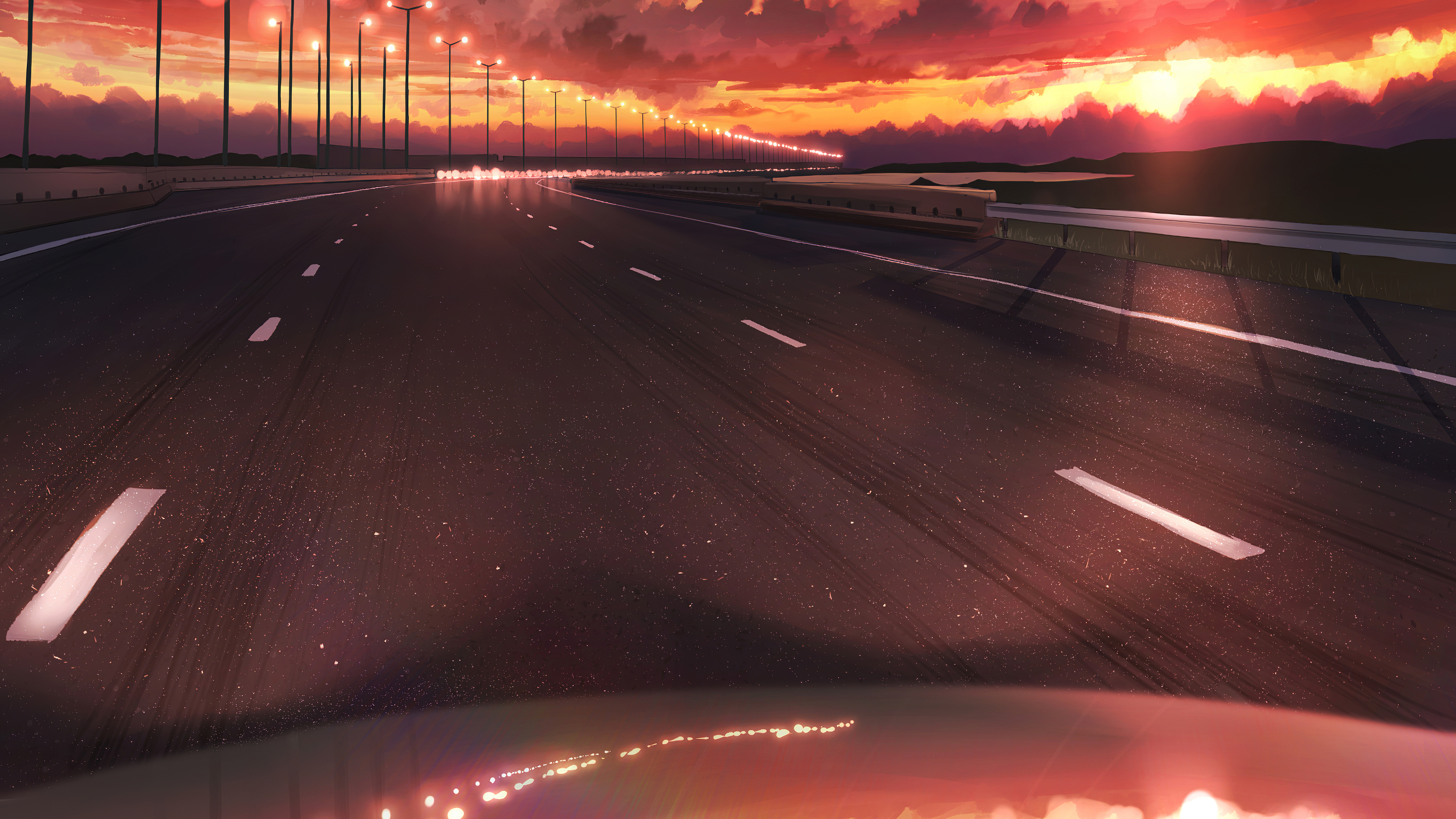 drive to the sunset 1575662984 - Drive To The Sunset -