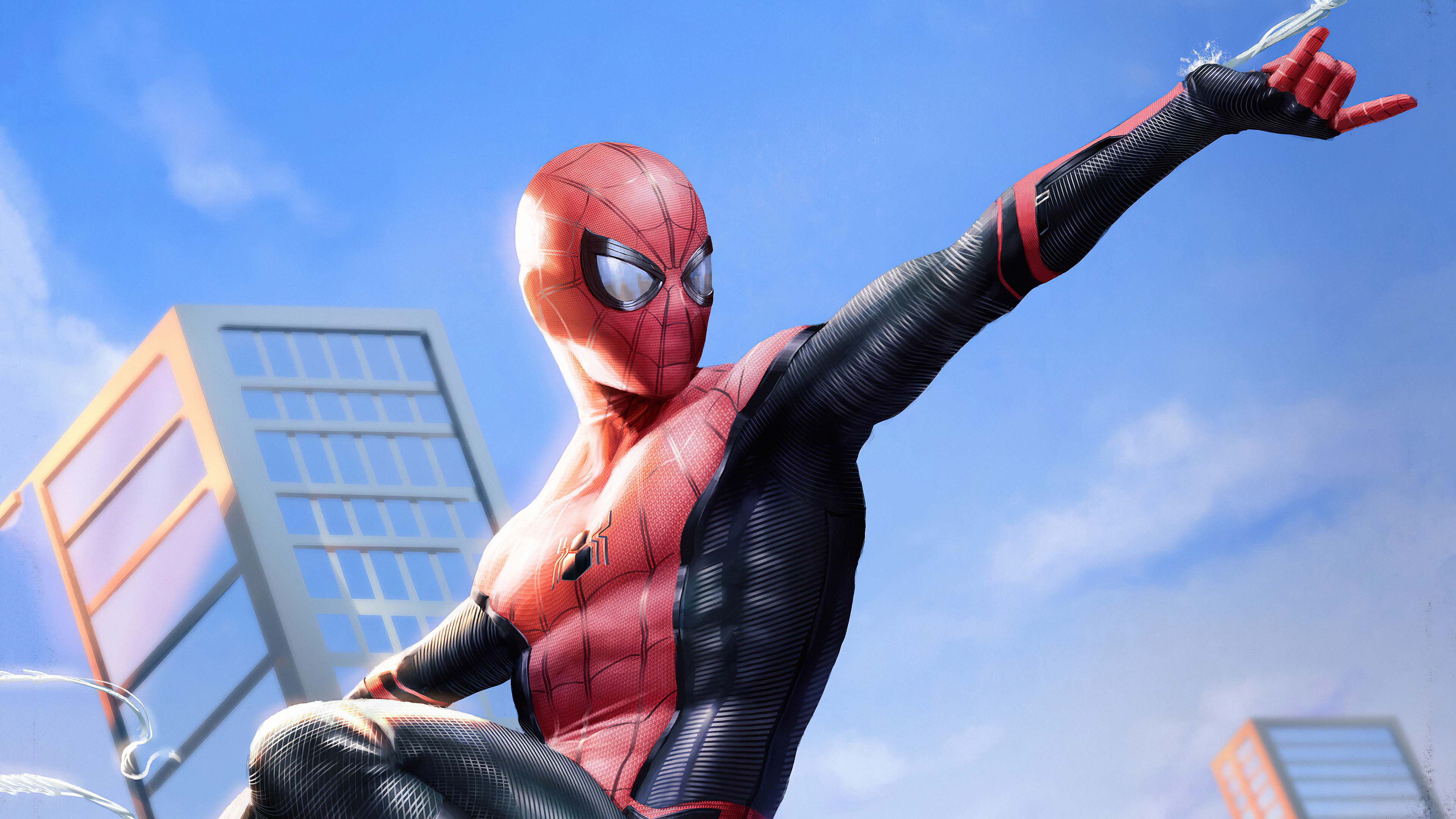 Flying Spiderman Art spider man wallpaper phone hd 4k ...