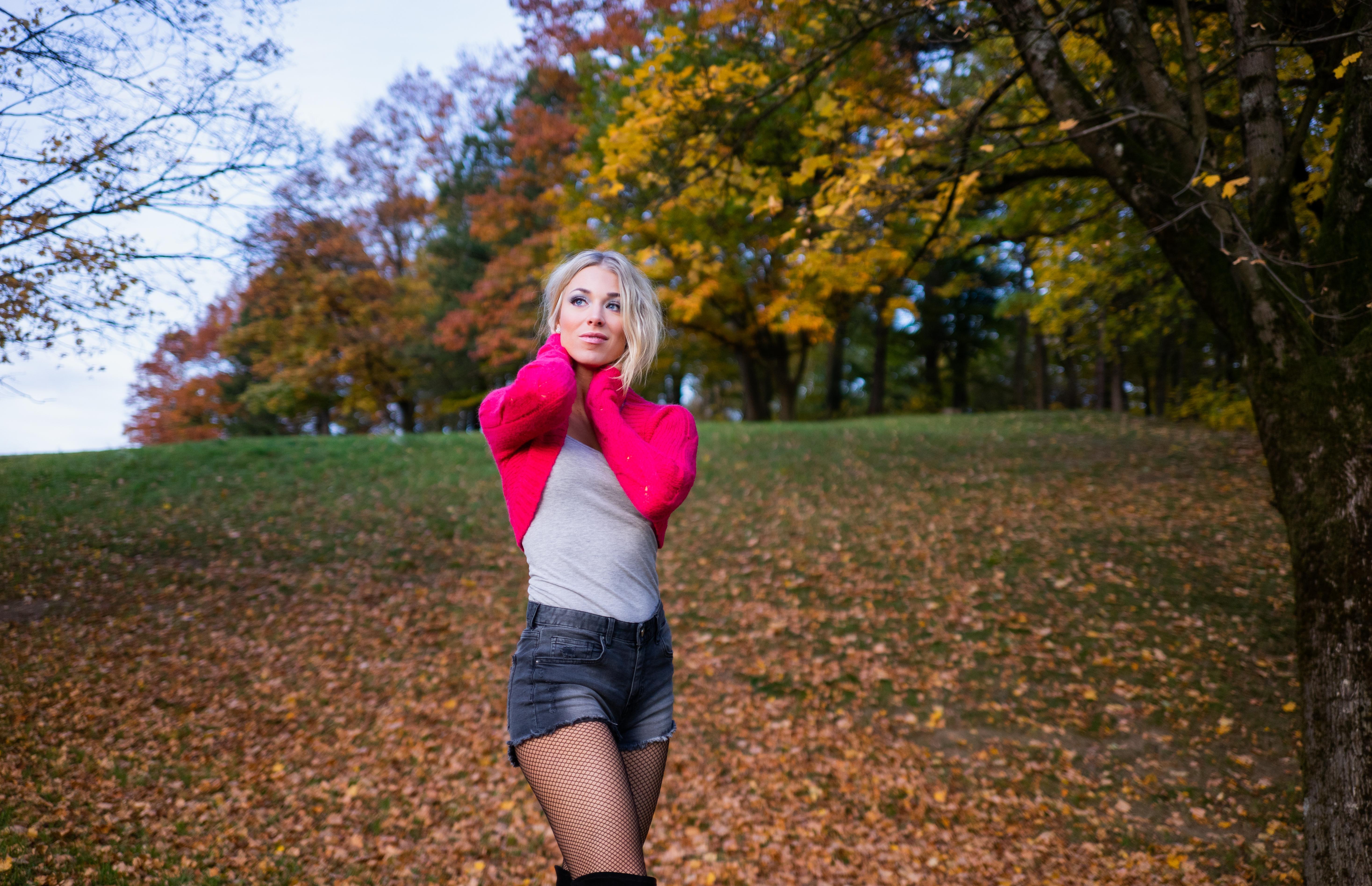 girl autumn park 1575665976 - Girl Autumn Park -