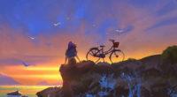 girl watching sunset 1575661737 200x110 - Girl Watching Sunset -
