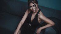 girl wearing black dress looking at viewer 1575665346 200x110 - Girl Wearing Black Dress Looking At Viewer -