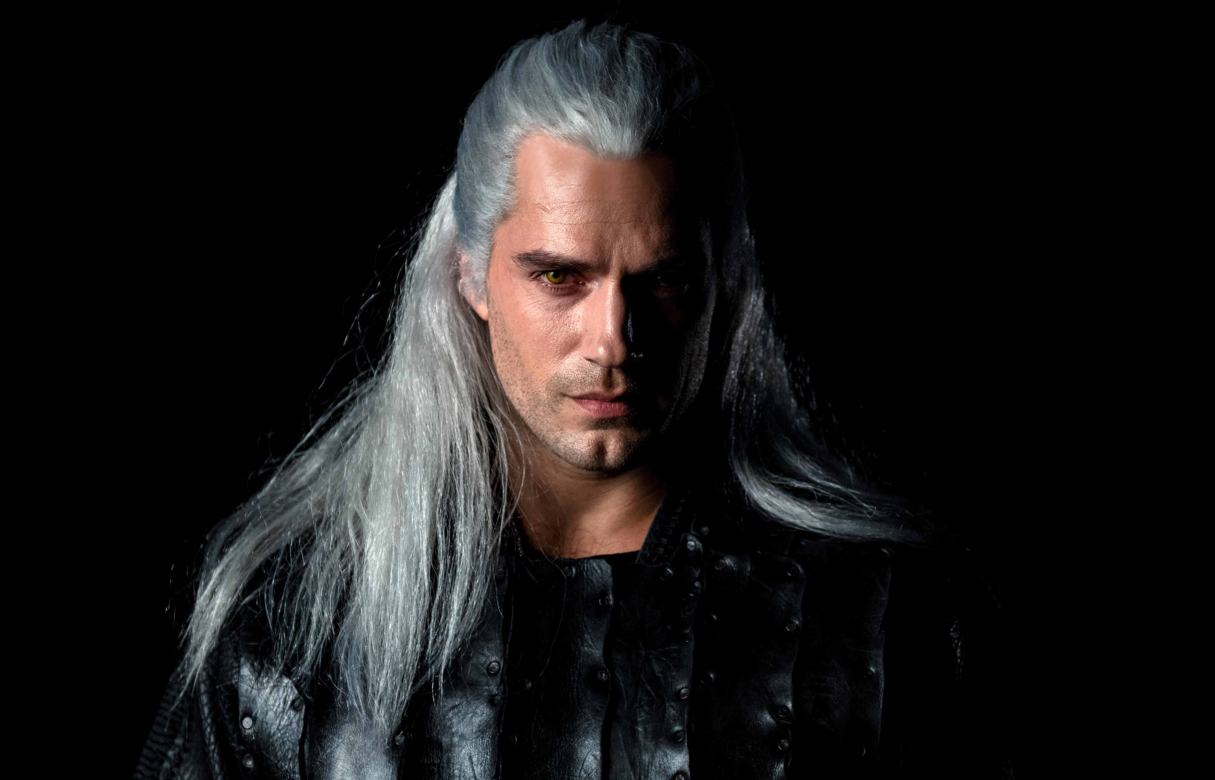 Wallpaper 4k Henry Cavill As Geralt The Witcher Yennefer In Witcher Wallpaper Yennefer In Witcher Wallpaper Hd 4k Yennefer Wallpaper Witcher 4k