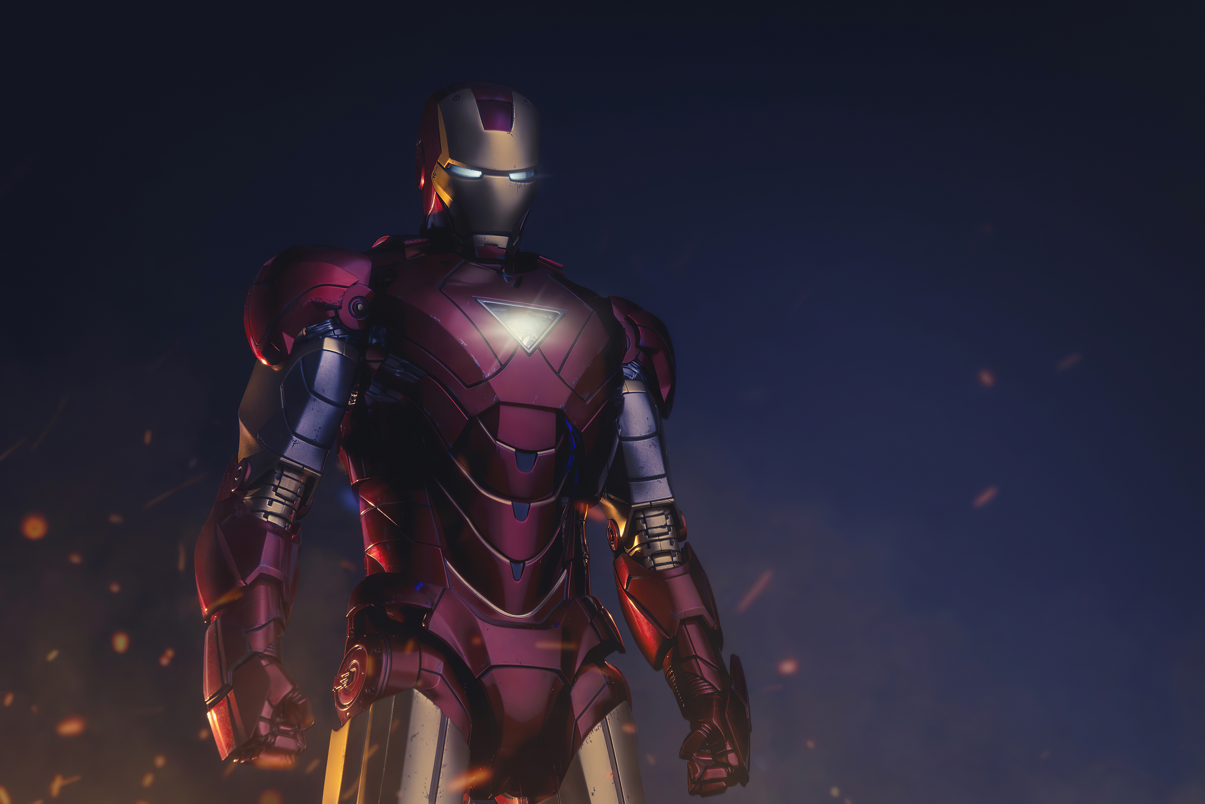 iron man in night 1576086038 - Iron Man In Night -