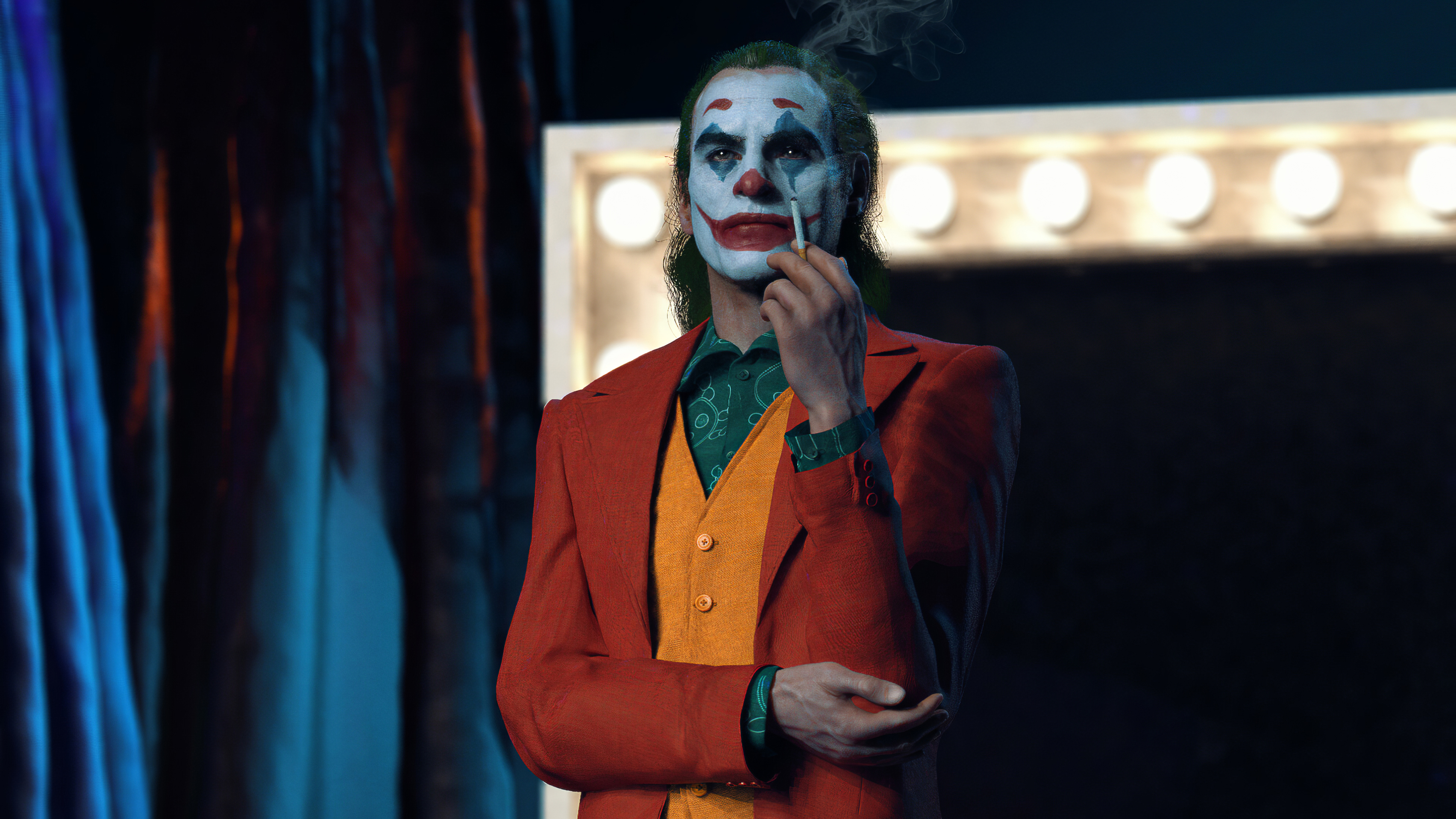 joaquin joker art 1576582653 - Joaquin Joker art - Joker wallpaper 4k hd, joker phone wallpaper hd 4k, joker hd wallpaper 4k, joker art wallpaper hd 4k, 4k wallpaper joker