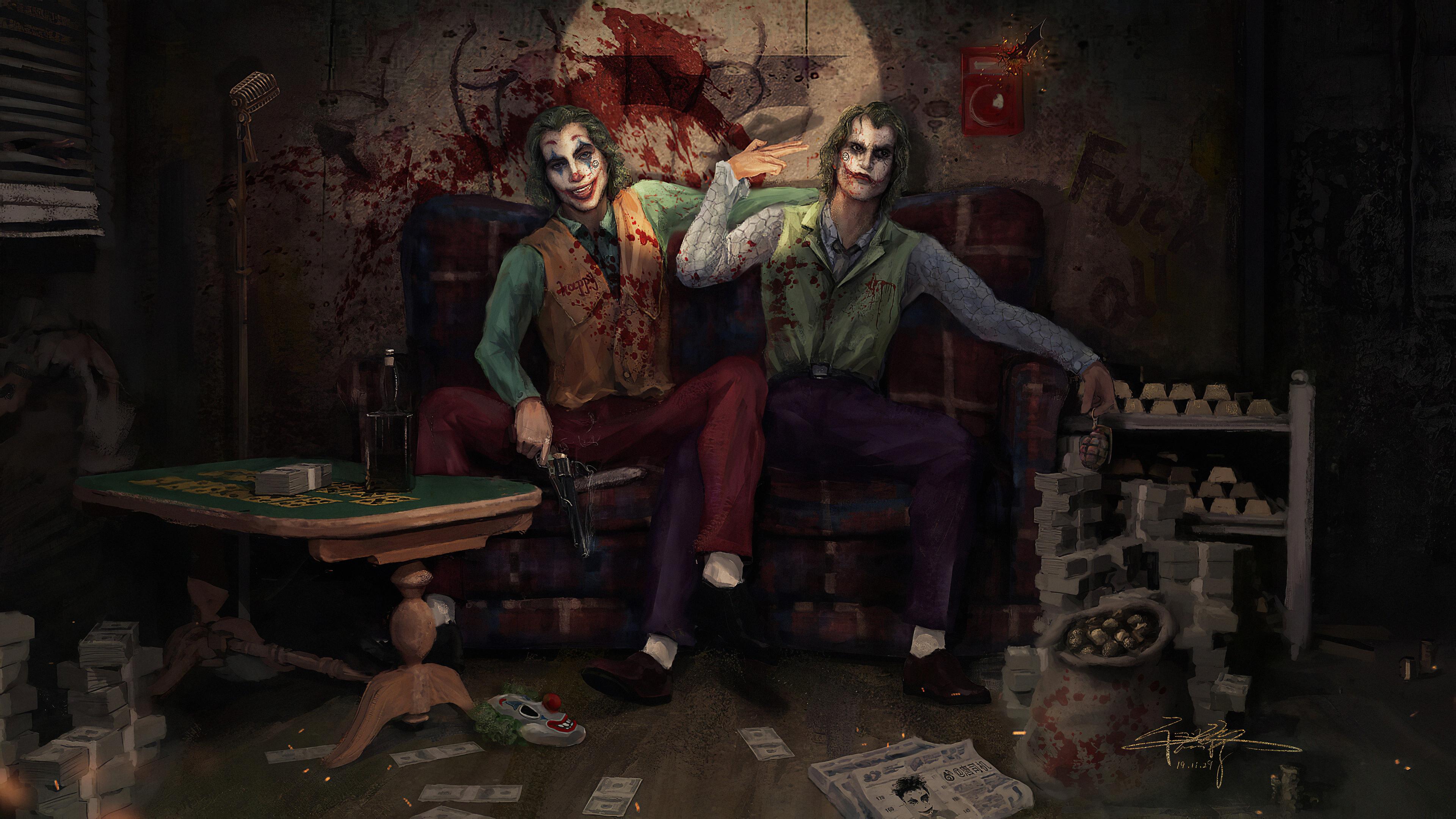 Joker Room