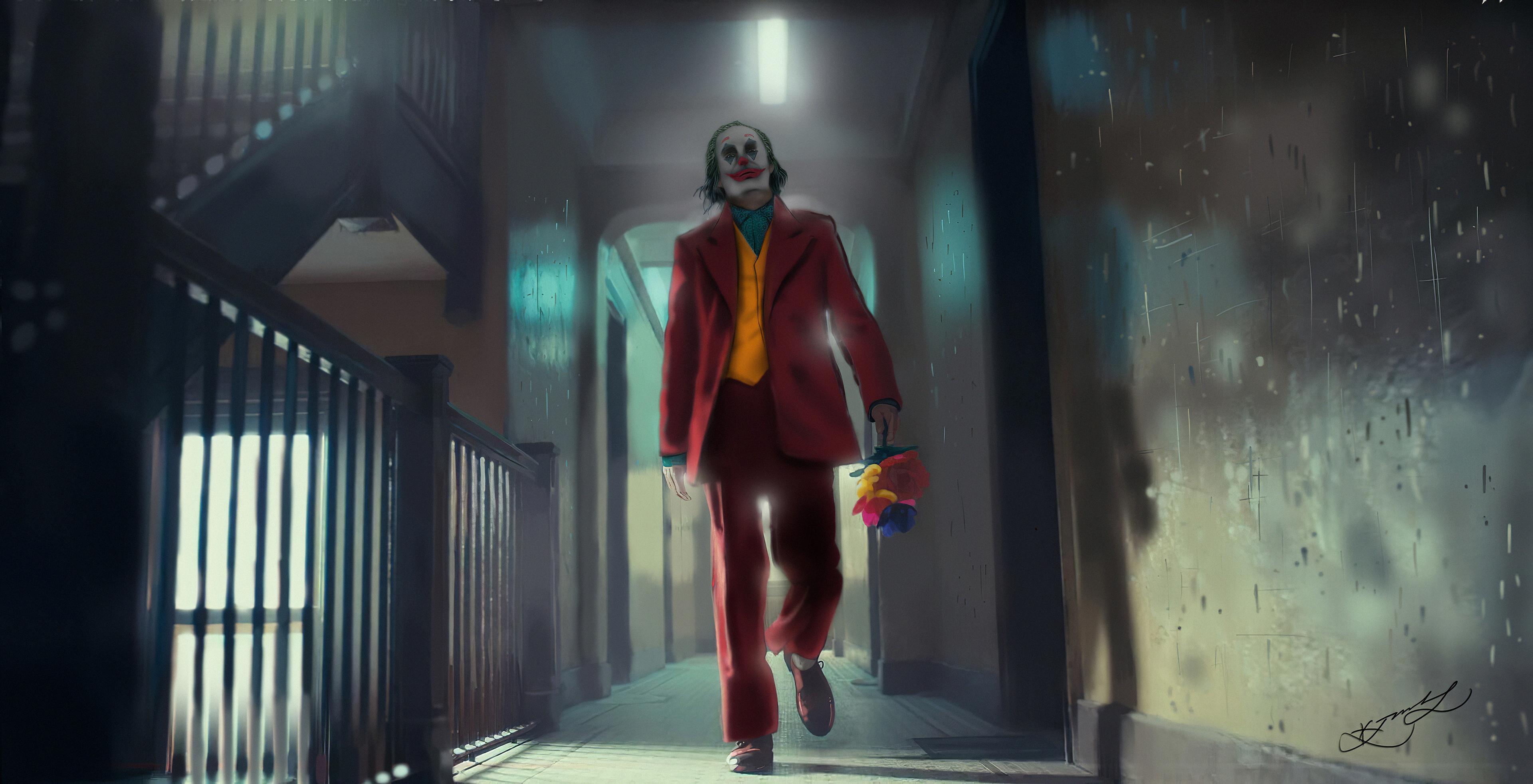 joker walk art 1576096920 - Joker Walk Art - Joker wallpaper 4k hd, joker phone wallpaper hd 4k, joker hd wallpaper 4k, joker art wallpaper hd 4k, 4k wallpaper joker