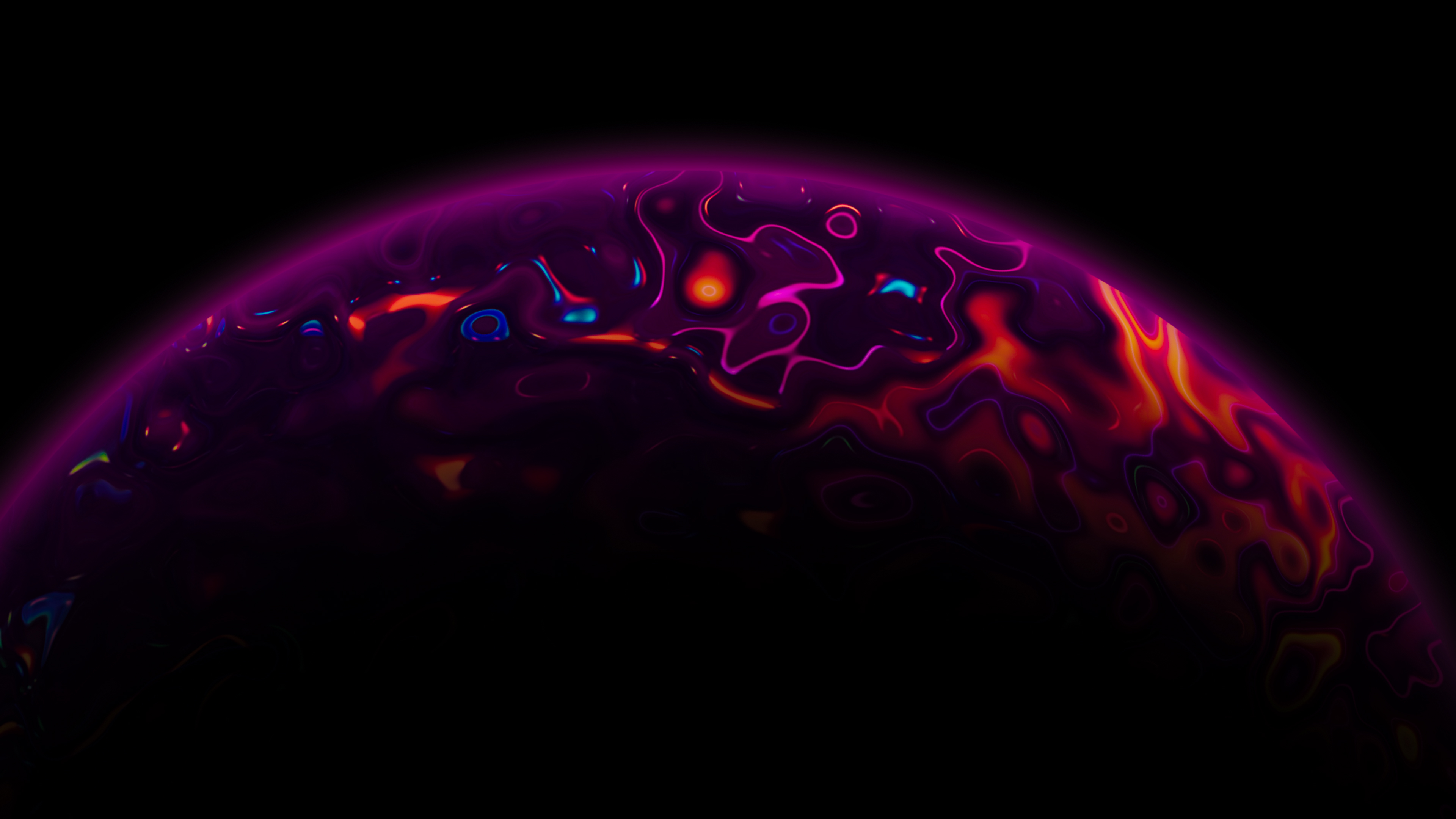 lava planet abstract 1575661248 - Lava Planet Abstract -