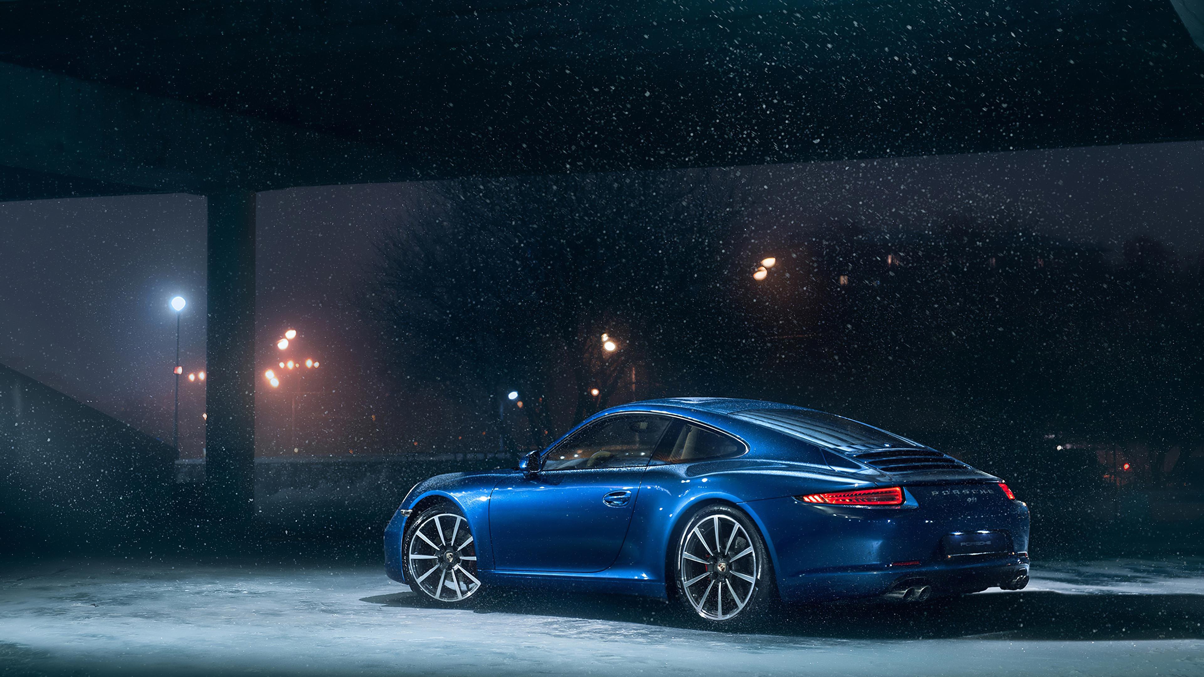 porsche 911 in snow 1577653837 - Porsche 911 In Snow - Posrche 911 In Snow 4k wallpaper