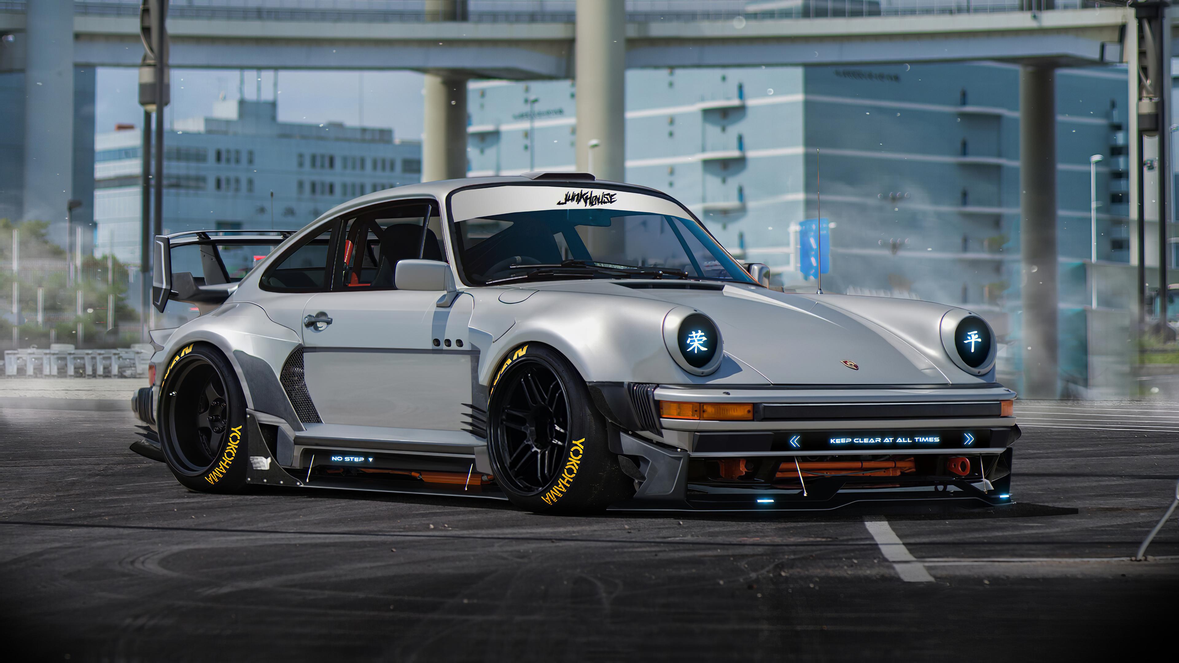 porsche 930 art 1577653537 - Porsche 930 Art - Porsche 930 4k wallpaper