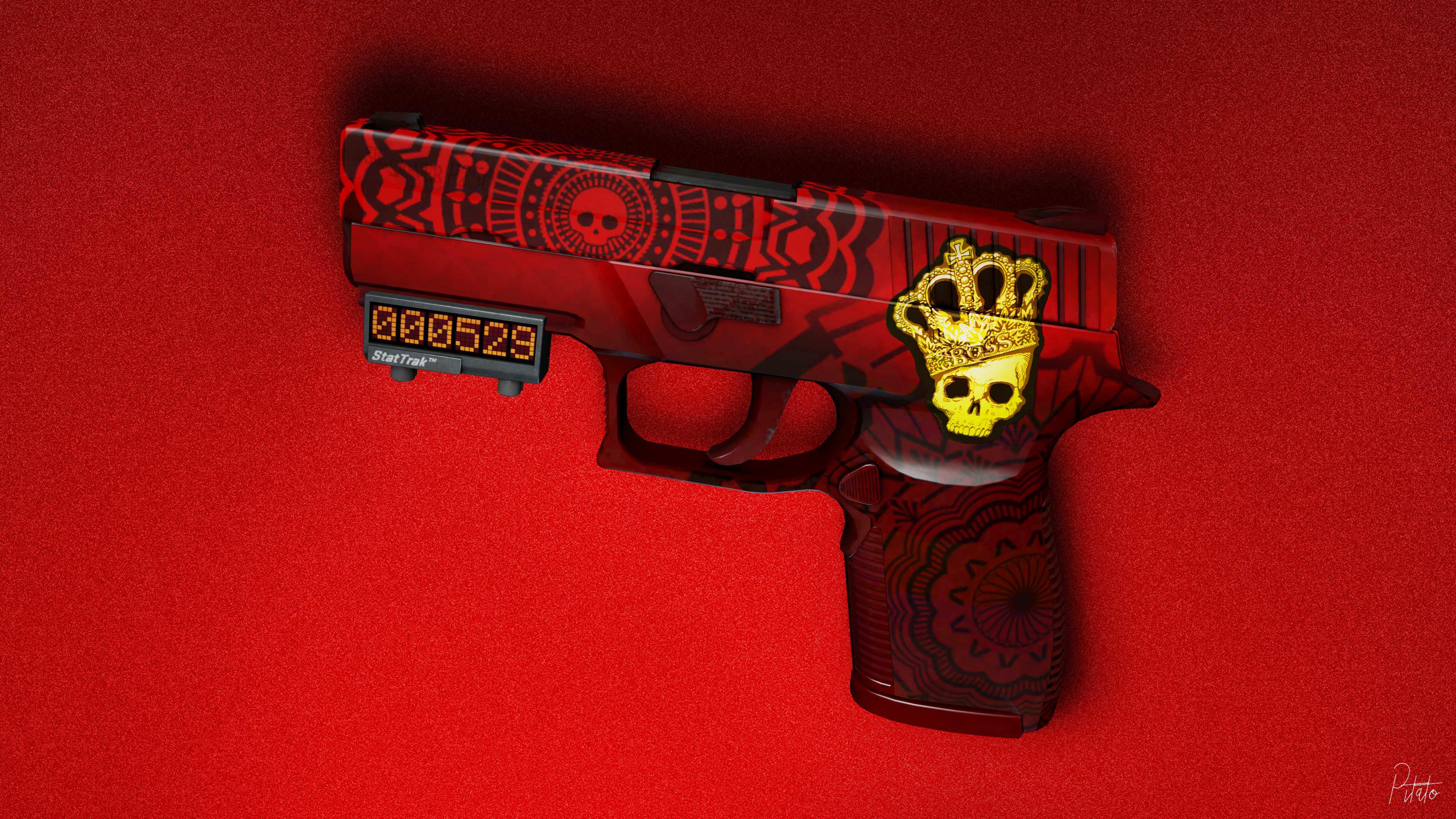 skull gun 1575663093 - Skull Gun -
