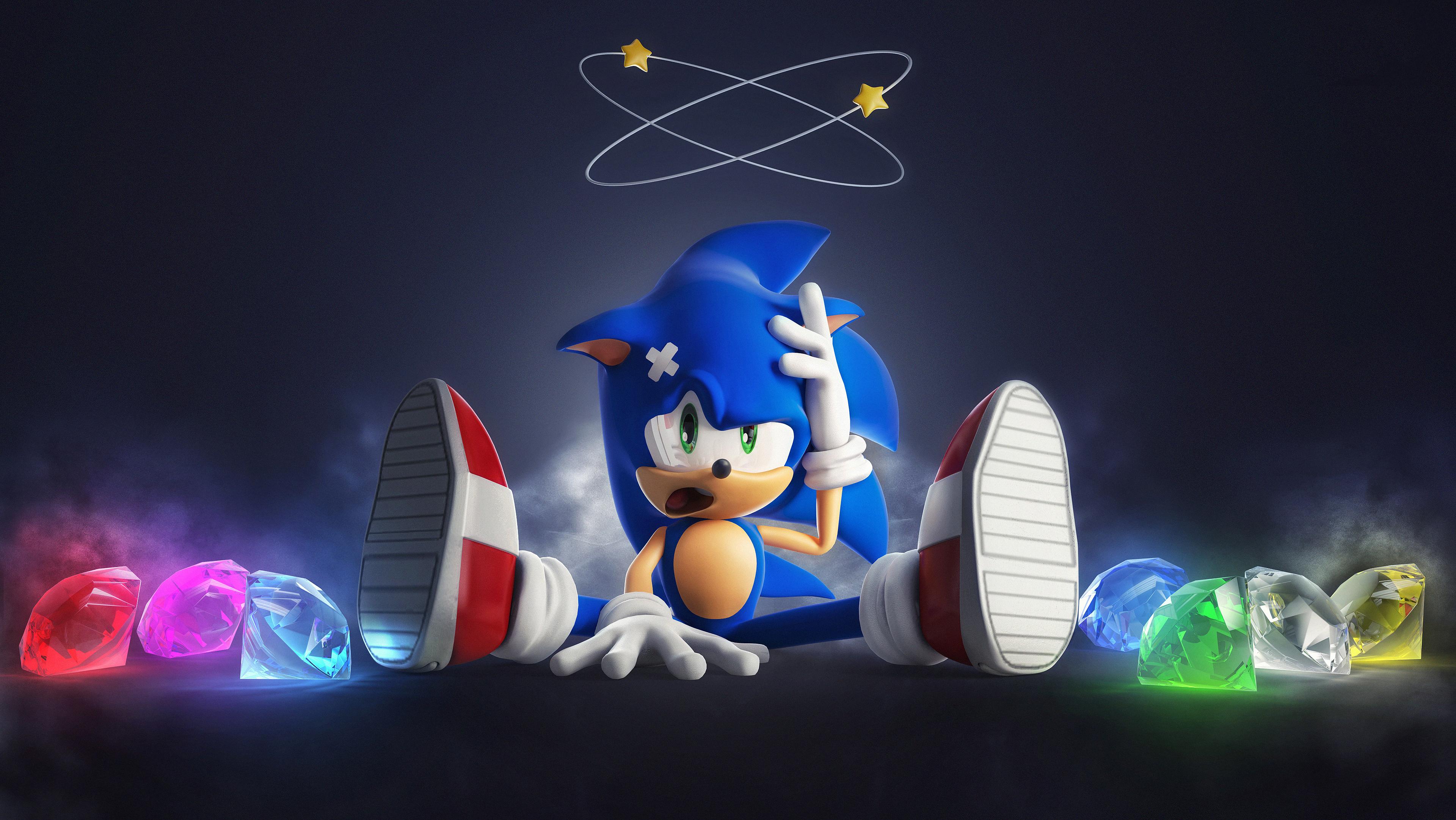sonic the hedgehog art 1575659828 - Sonic The Hedgehog Art - sonic wallpaper 4k, sonic the hedgehog wallpapers, sonic hd 4k wallpaper