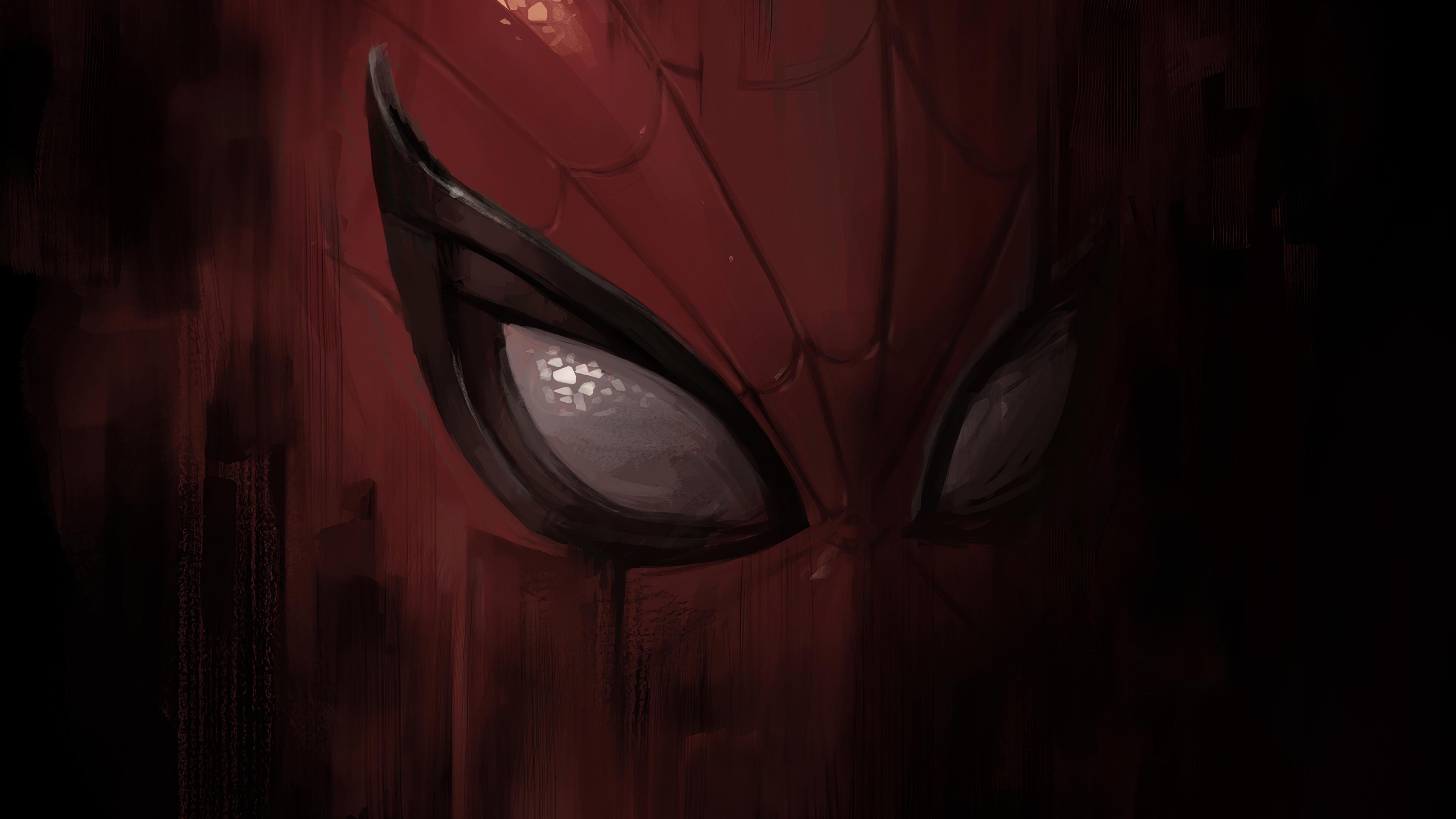spiderman mask 1576090713 - Spiderman Mask - spiderman mask art, spiderman mask 4k wallpaper