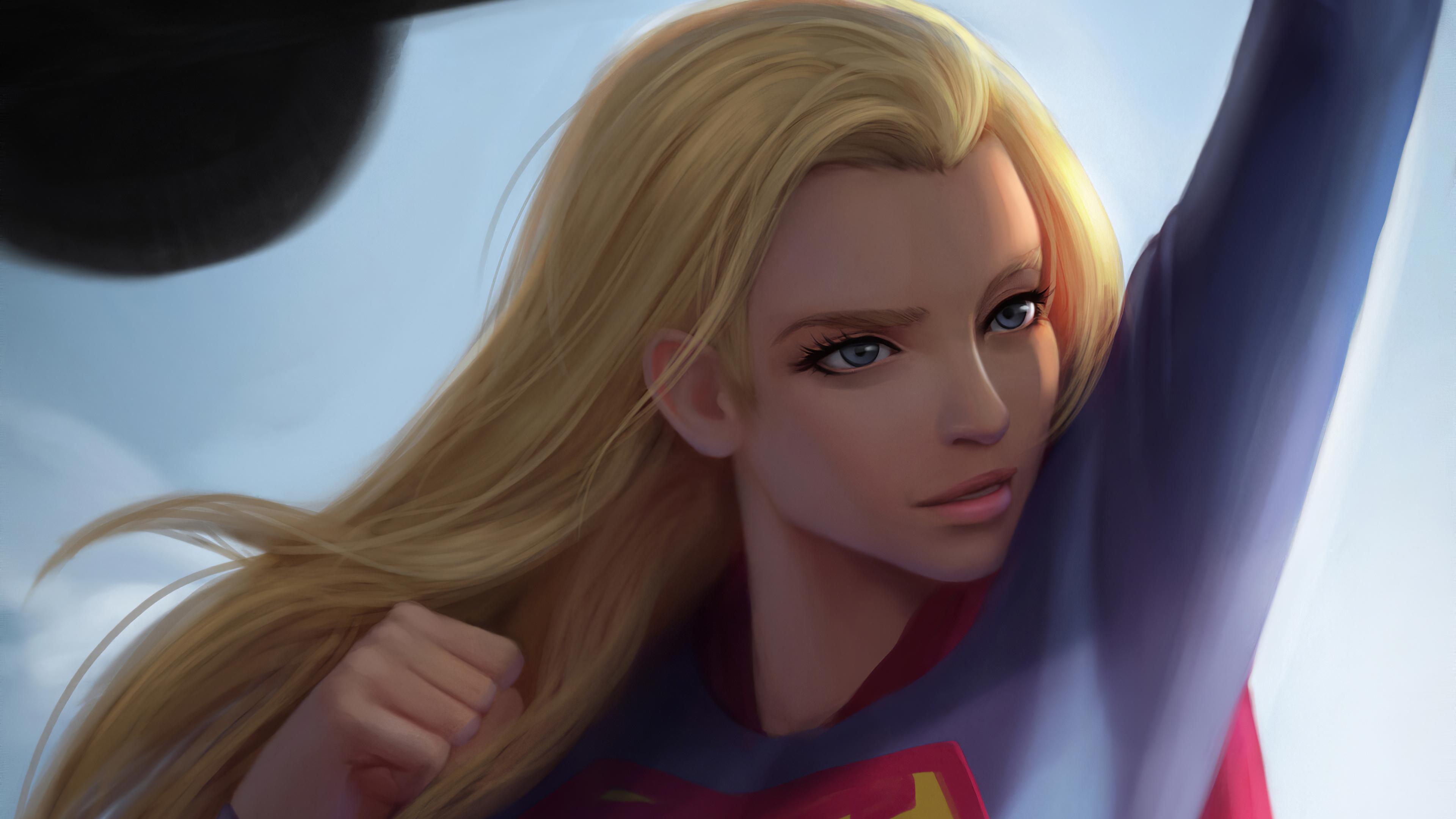 supergirl bettle art 1576091858 - Supergirl Bettle Art - Supergirl wallpaper hd 4k, supergirl art wallpaper 4k