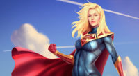 supergirl fanart 1576097597 200x110 - Supergirl FanArt - Supergirl Fan art 4k wallpaper, super girl 4k wallpaper