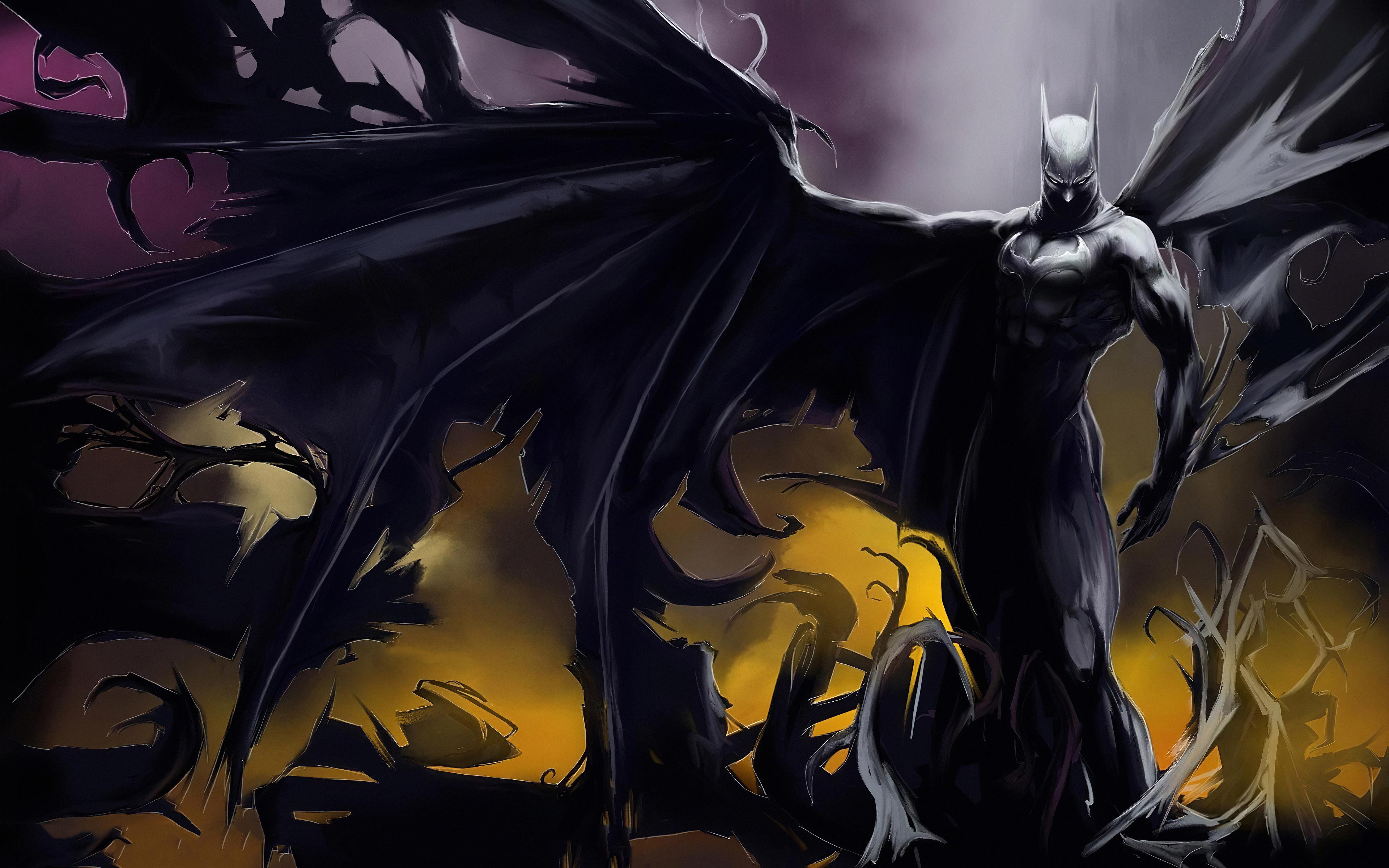 the batman artwork 1576097987 - The BatMan Artwork - dark knight wallpaper 4k, batman wallpaper phone hd 4k, batman wallpaper 4k, batman art wallpaper 4k, Batman 4k hd wallpaper