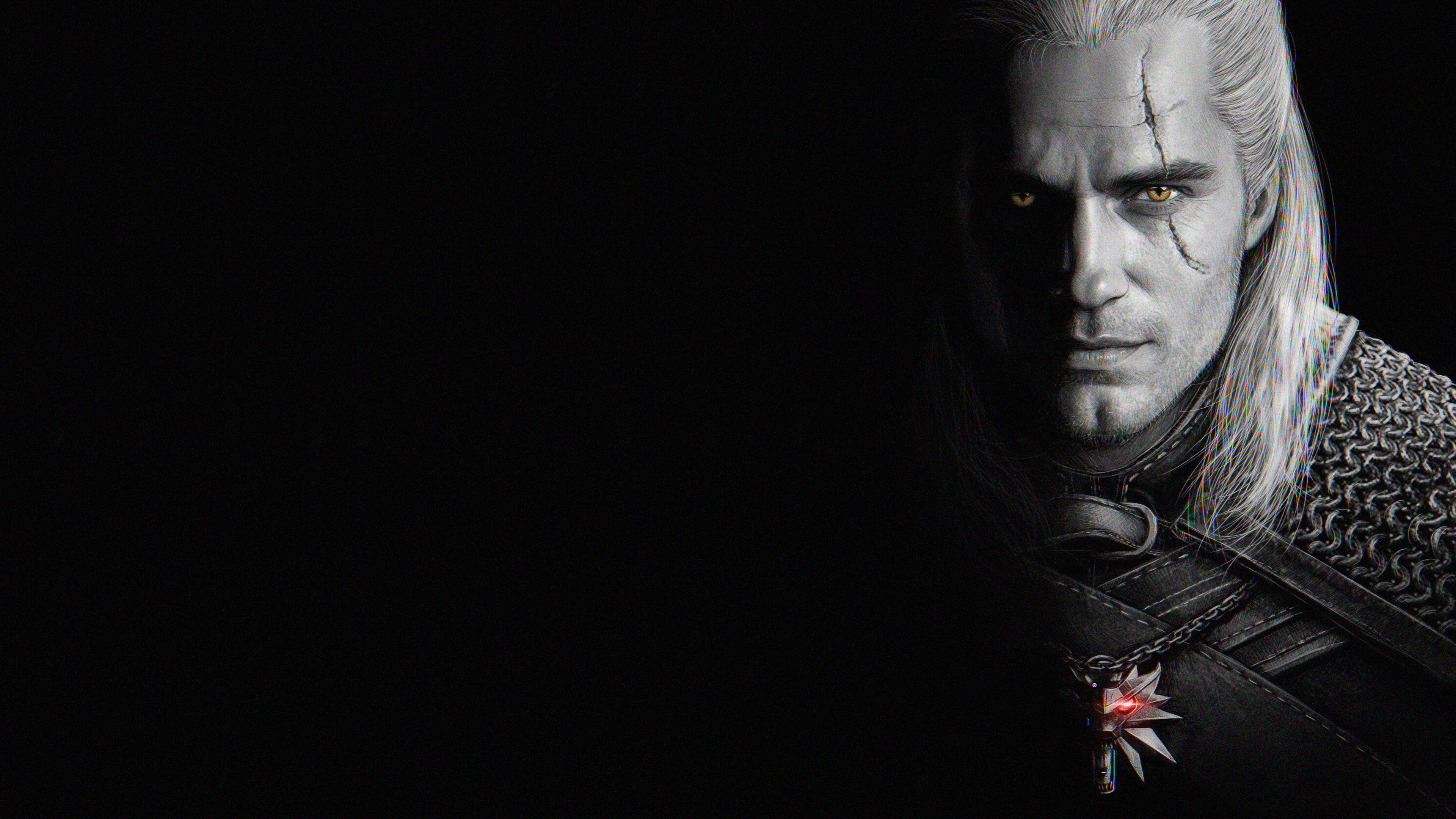 the witcher henry cavill black 1576972327 - The Witcher Henry Cavill Black White - Yennefer wallpaper witcher 4k, Yennefer In Witcher wallpaper hd 4k, Yennefer In Witcher wallpaper