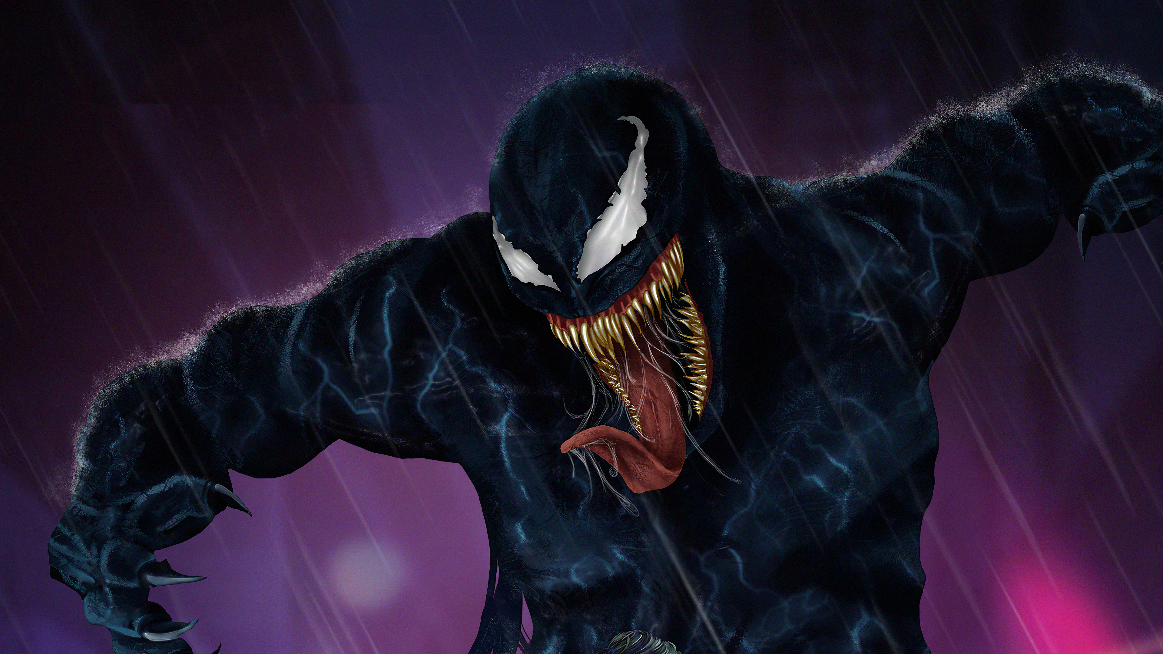 Phone Wallpaper Venom
