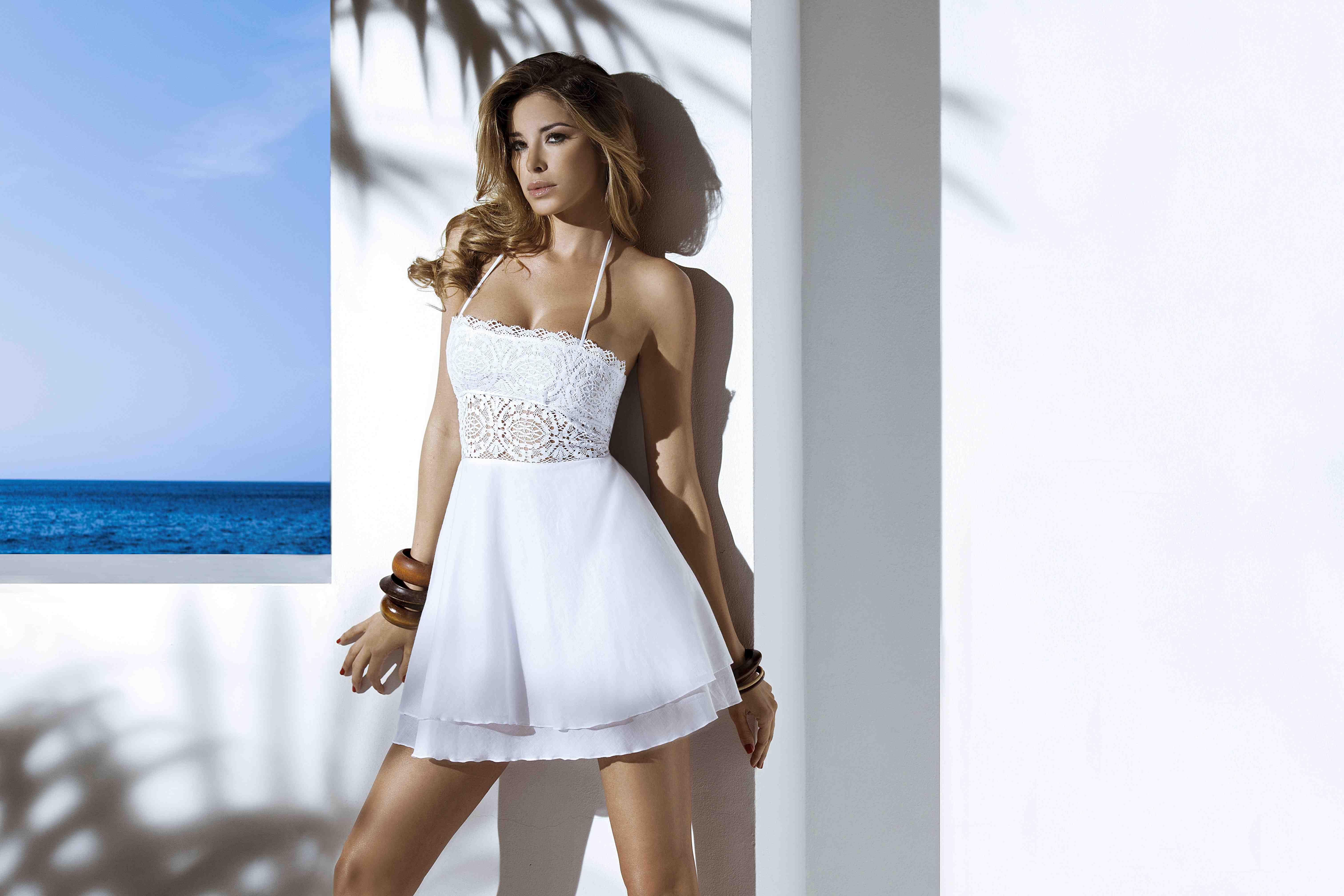 white dress girl 1575663950 - White Dress Girl -