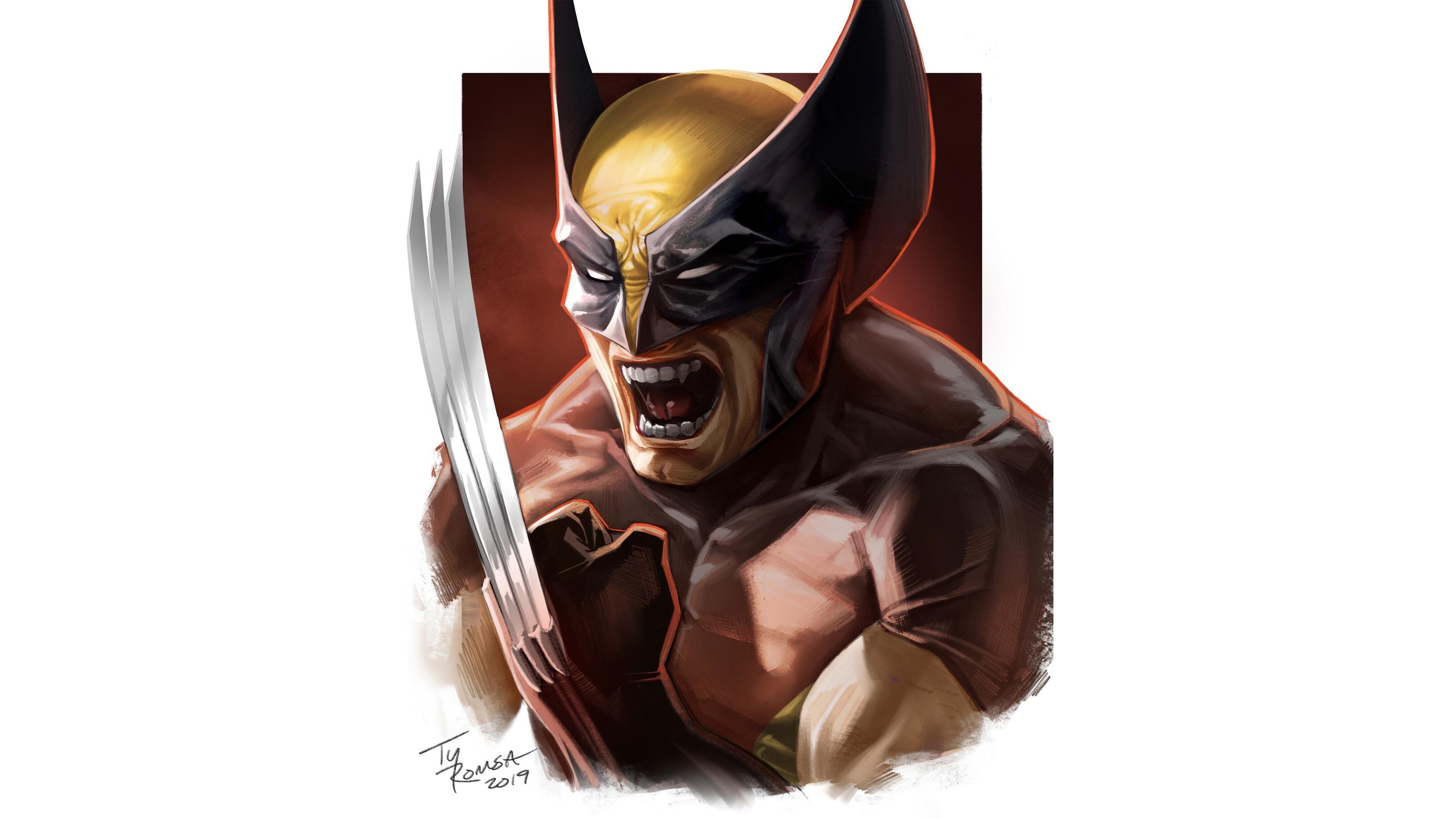 wolverine art 1576093346 - Wolverine Art - wolverine wallpaper phone hd 4k, Wolverine 4k wallpaper, 4k wolverine wallpaper hd