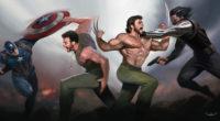 wolverine captain america 1576088578 200x110 - Wolverine ,Captain America - Wolverine, Captain America hd 4k wallpaper