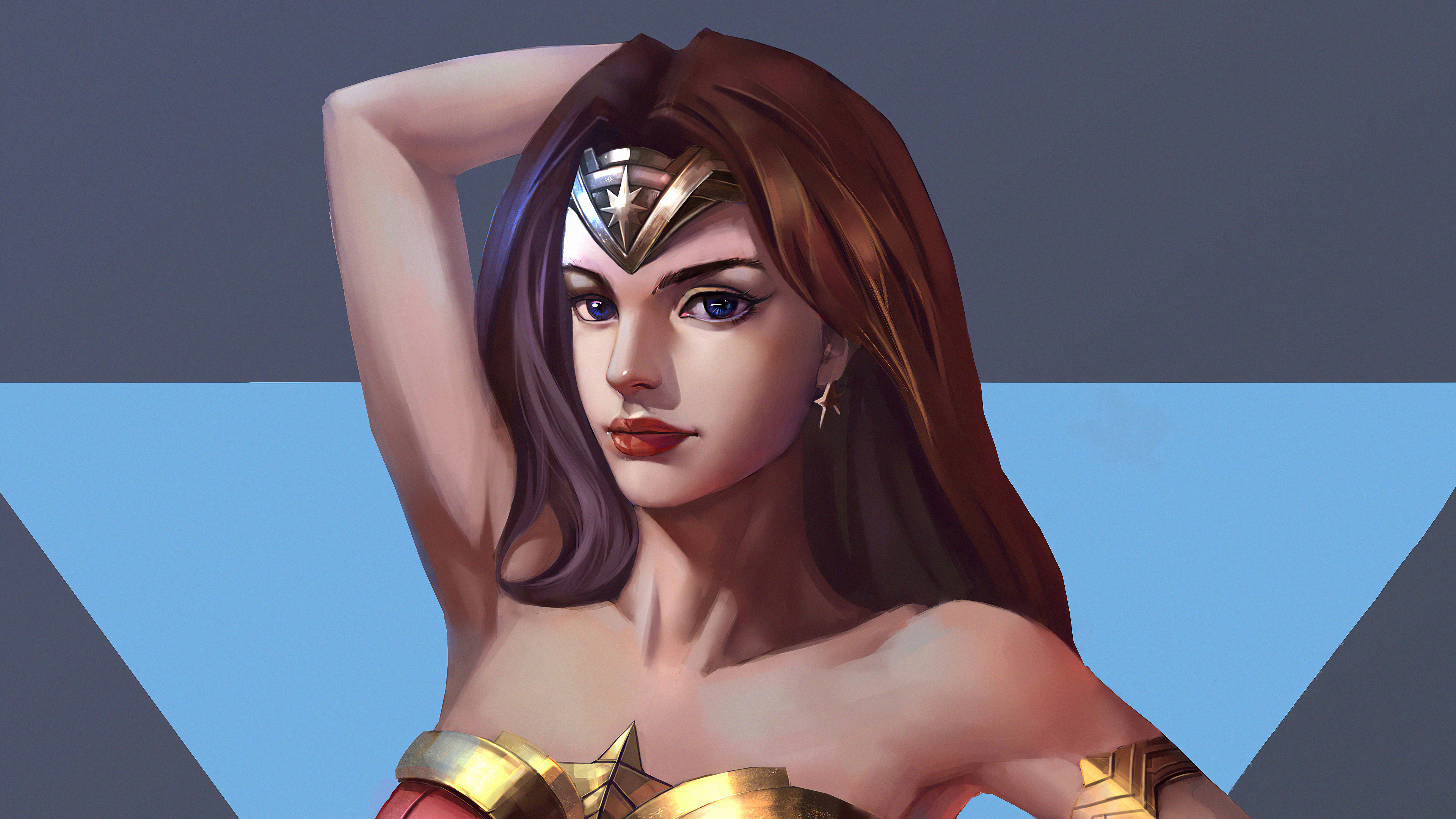 wonder woman art 1576091232 - Wonder Woman art -