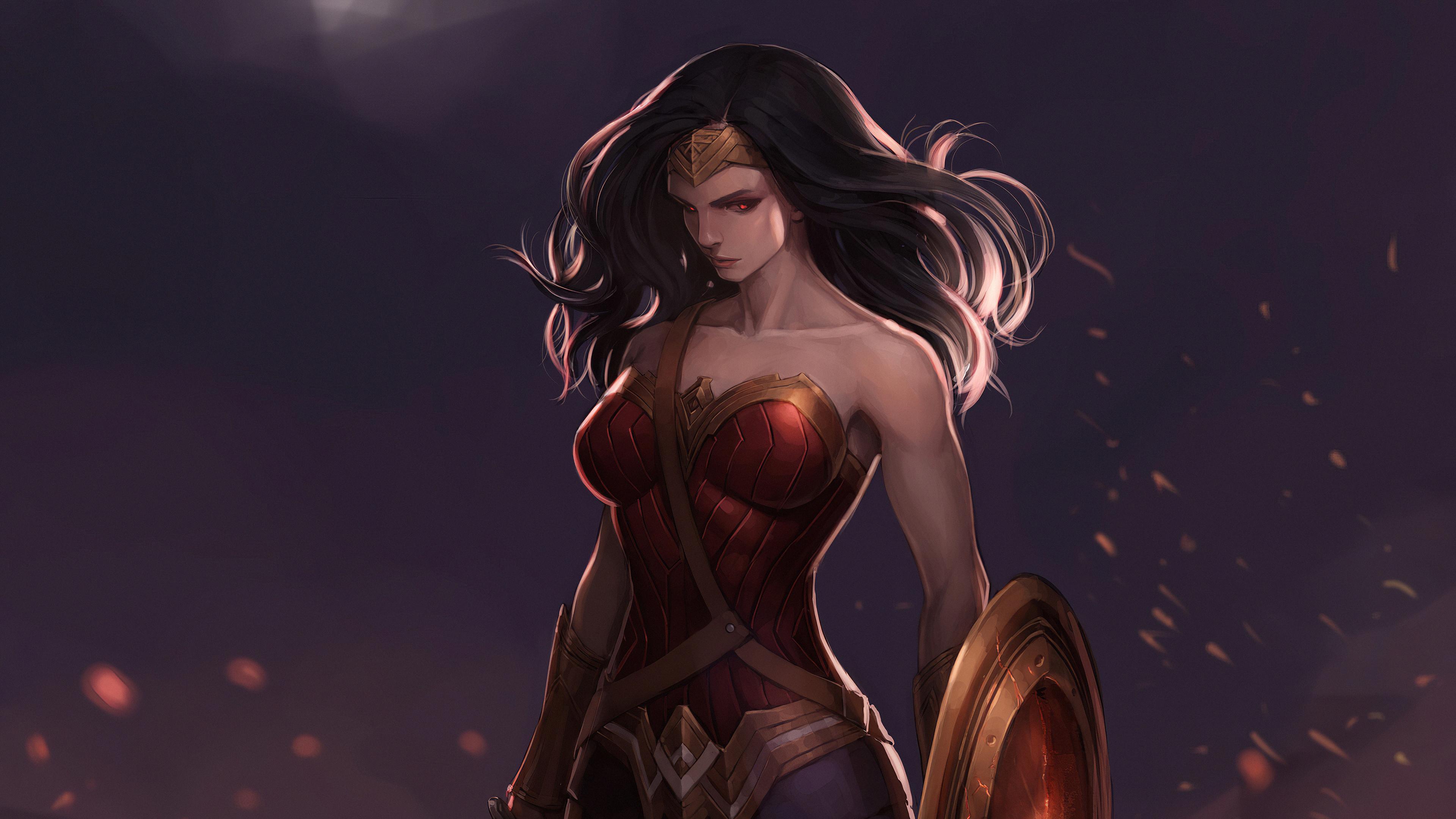 wonder woman dark art 1576090213 - Wonder Woman Dark Art - wonder woman hd 4k wallpapers