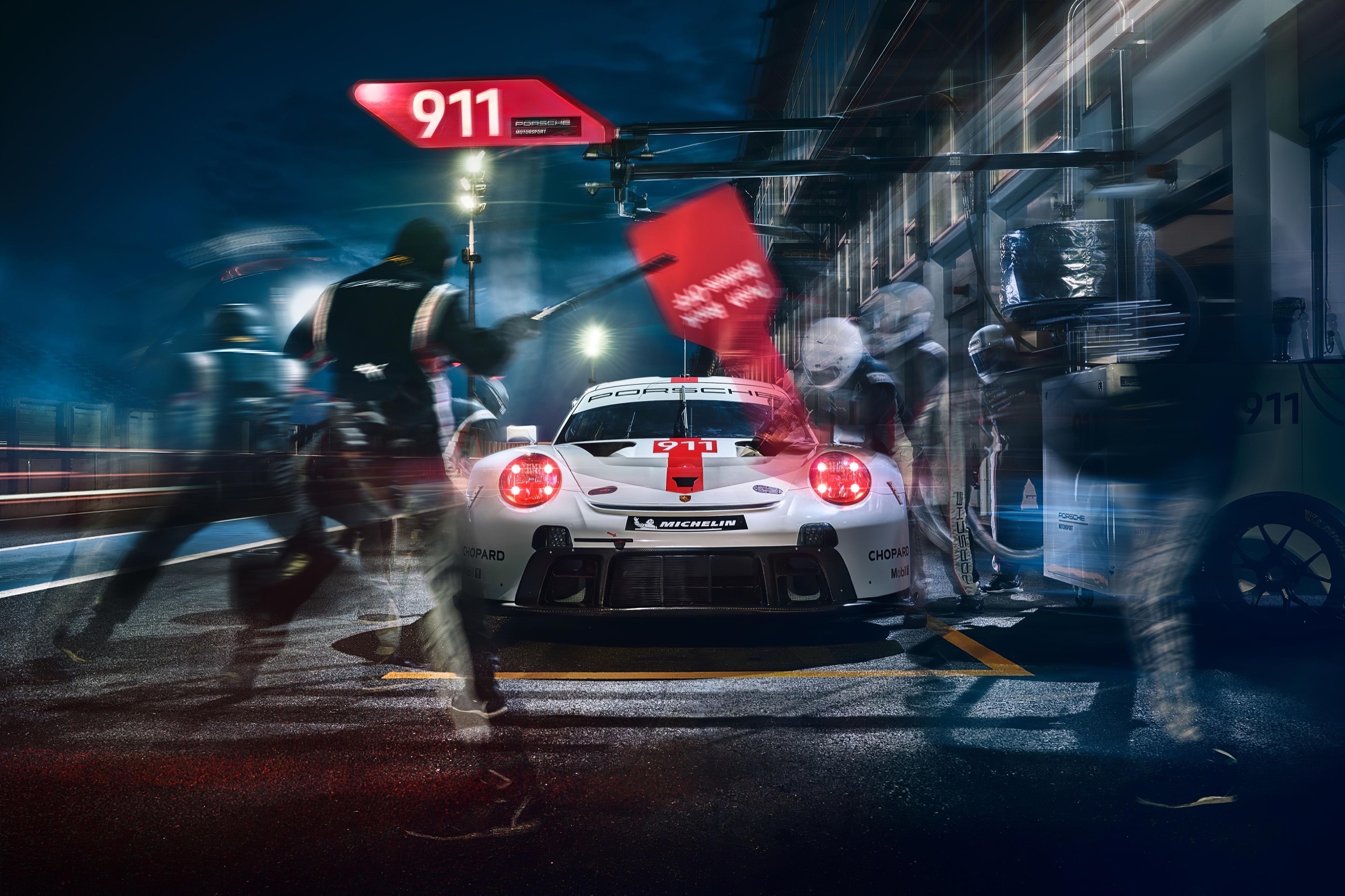 2020 porsche 911 rsr 1579649249 - 2020 Porsche 911 RSR -