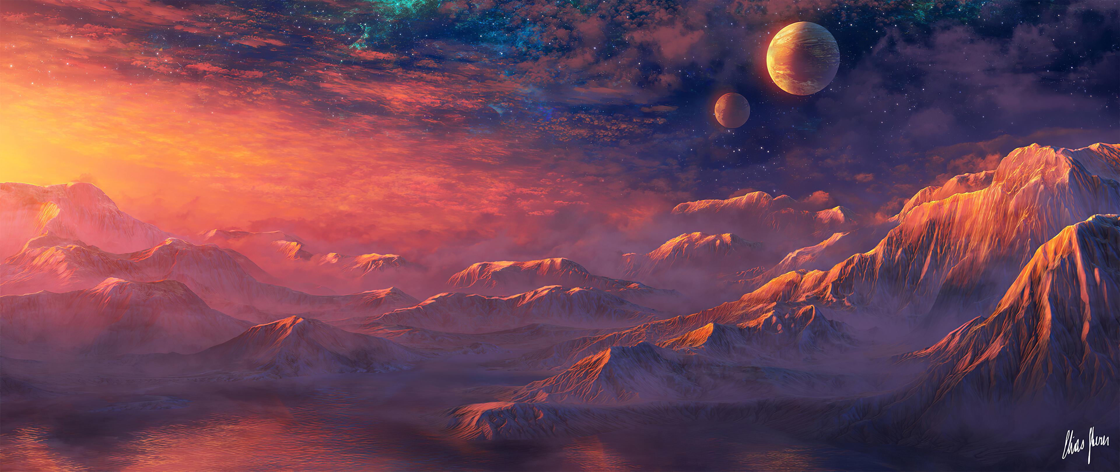 alien world nature space 4k 1580054860 - Alien World Nature Space 4k - Alien World Nature wallpaper 4k